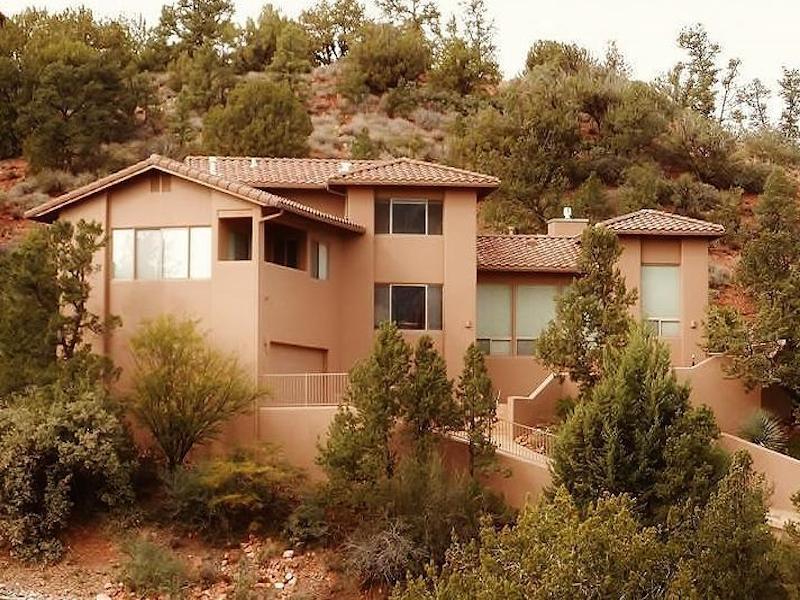 Einfamilienhaus für Verkauf beim Warm, Elegant, & Inviting Southwest Style Home 180 Barcelona Rd Sedona, Arizona 86336 Vereinigte Staaten