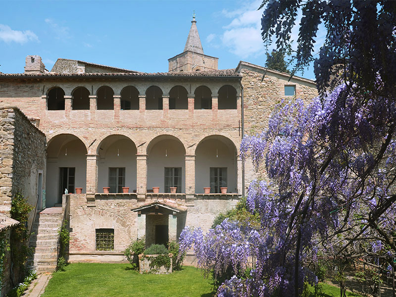 Property For Sale at Amazing residence in umbrian countryside