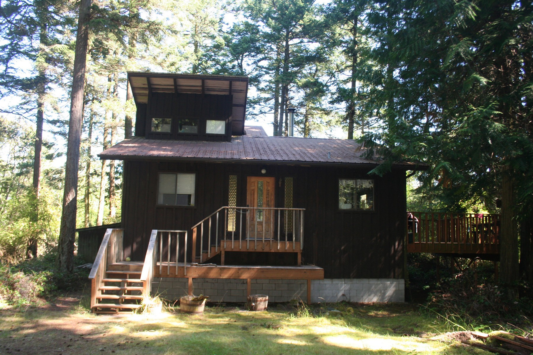 Property For Sale at Cute Cabin on Shaw Island