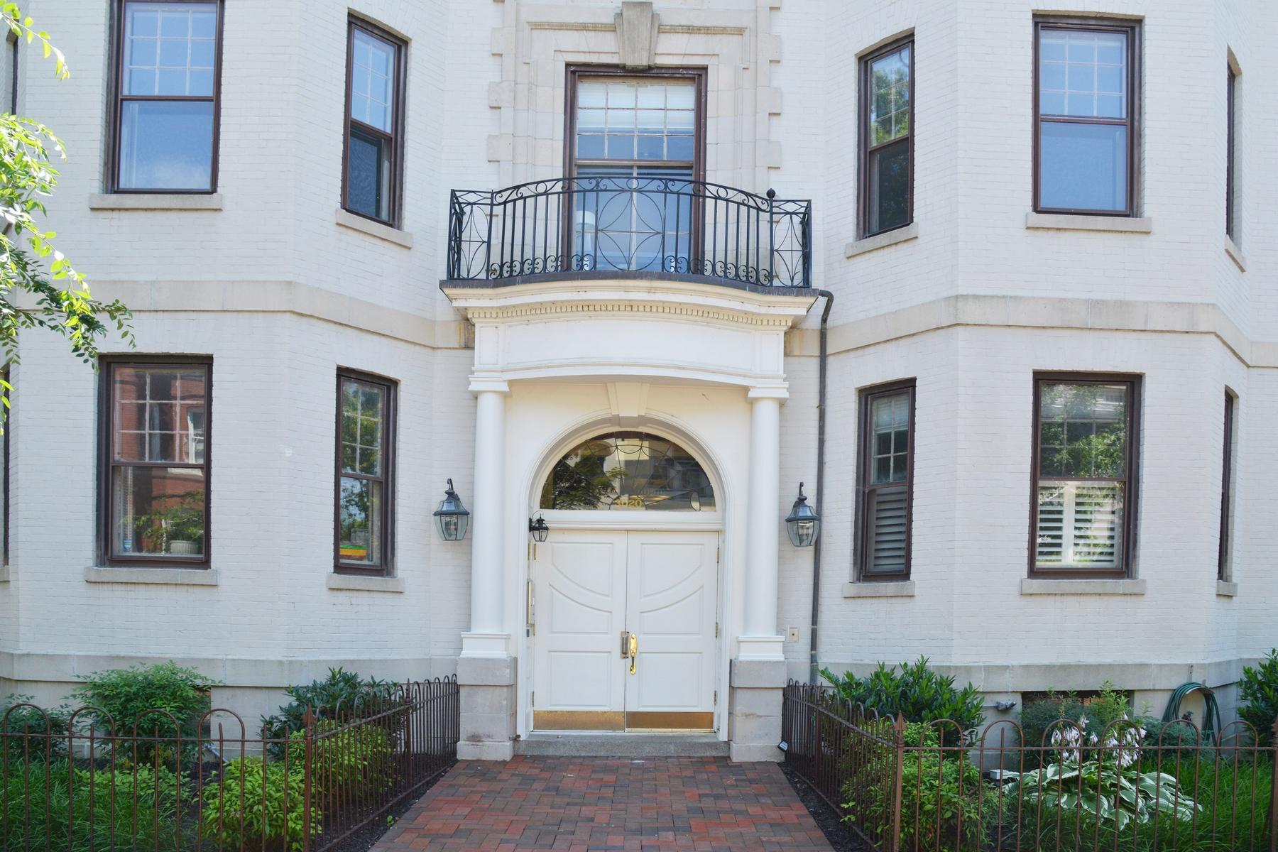 コンドミニアム のために 売買 アット Georgetown 3020 Dent Place Nw 30W Washington, コロンビア特別区 20007 アメリカ合衆国