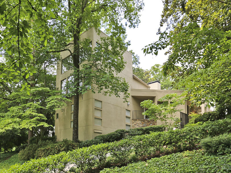 Single Family Home for Sale at Private Hilltop Lot in Buckhead 68 N Muscogee Avenue NW Atlanta, Georgia 30305 United States