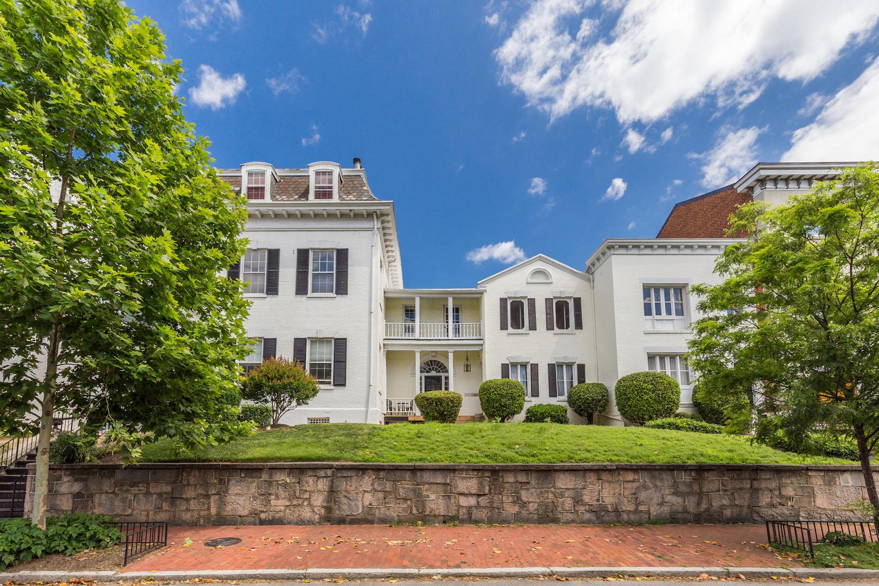 Πολυκατοικία ατομικής ιδιοκτησίας για την Ενοίκιο στο 3239 N Street Nw 11, Washington Washington, Περιφερεια Τησ Κολουμπια 20007 Ηνωμενεσ Πολιτειεσ
