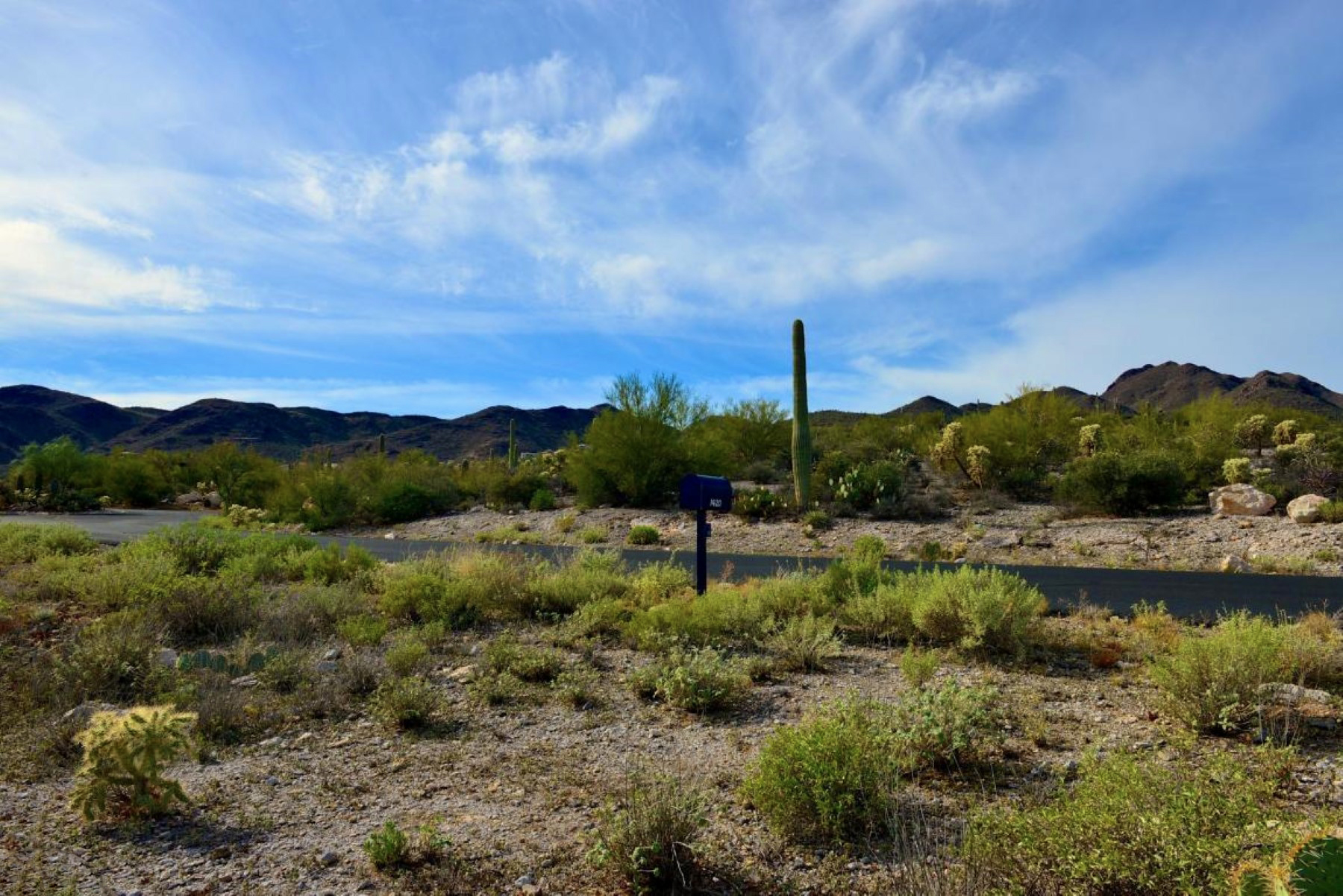 Property For Sale at Glorious Lot in Gated Community of Saguaro Cliffs