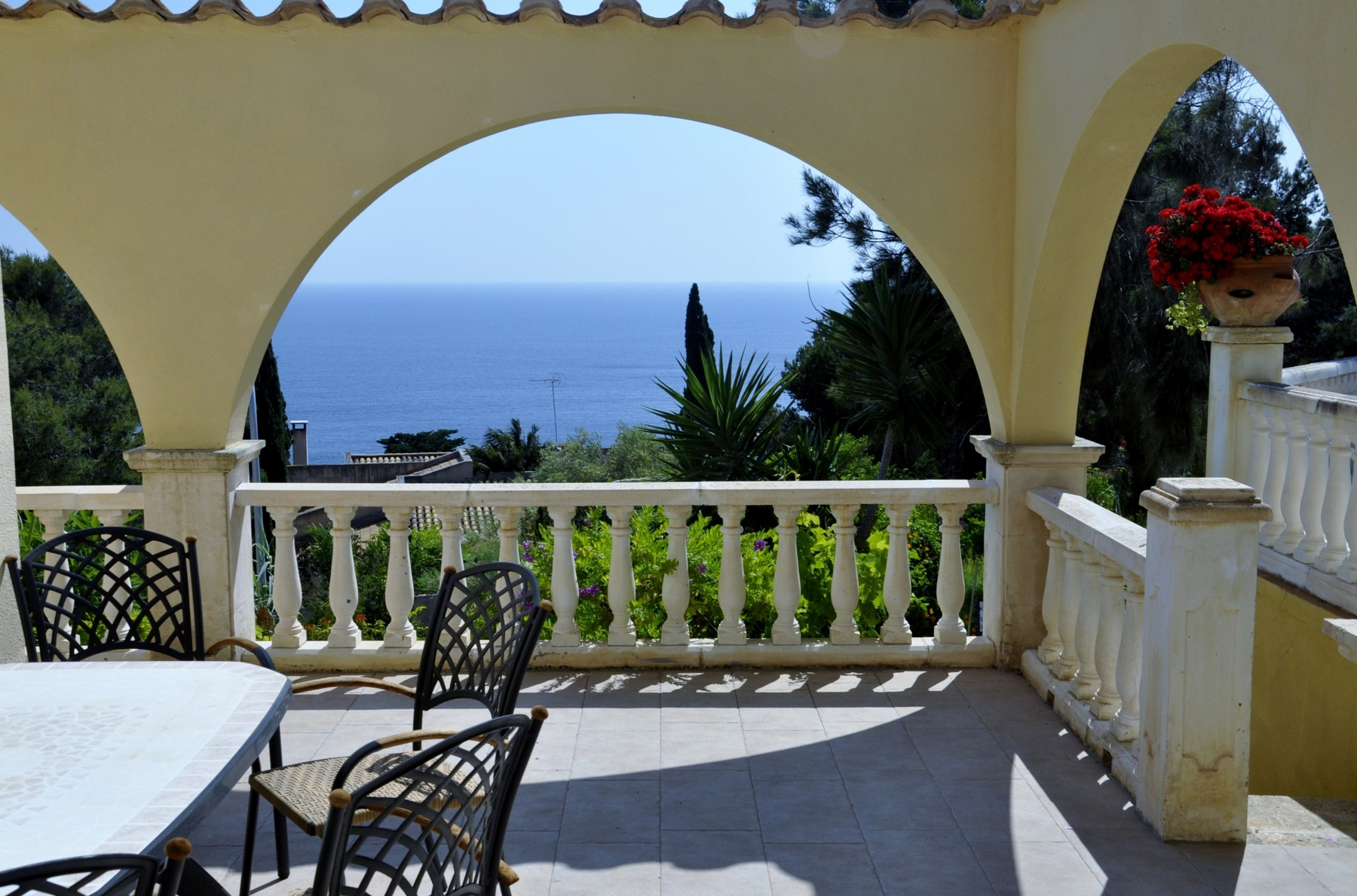 Property Of Villa with panoramic sea views