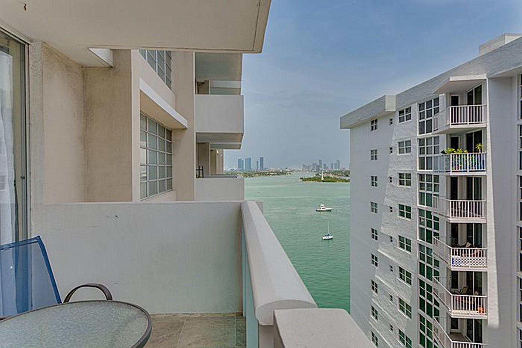 Kat Mülkiyeti için Satış at 1200 West Ave #1422 1200 West Ave # 1422 Miami Beach, Florida 33139 Amerika Birleşik Devletleri