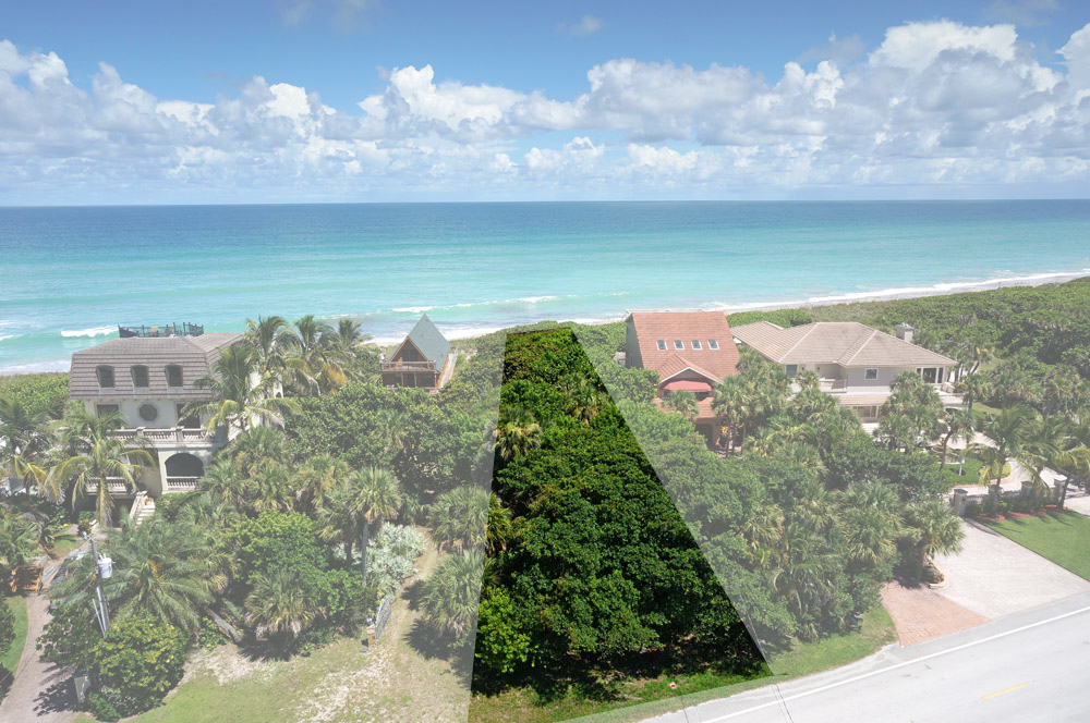 Land for Sale at Oceanfront Homesite 12514 Highway A1A Vero Beach, Florida 32963 United States