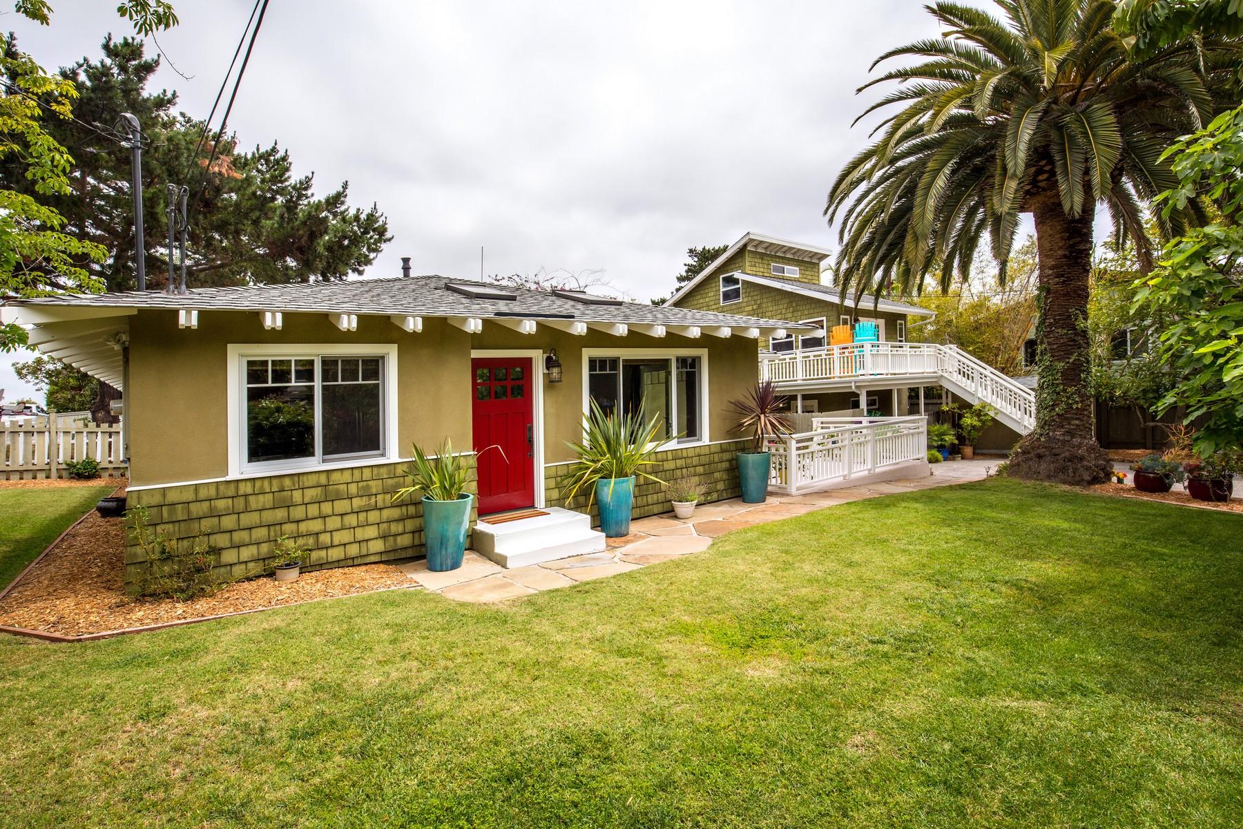 一戸建て のために 売買 アット 110 Requeza Encinitas, カリフォルニア, 92024 アメリカ合衆国