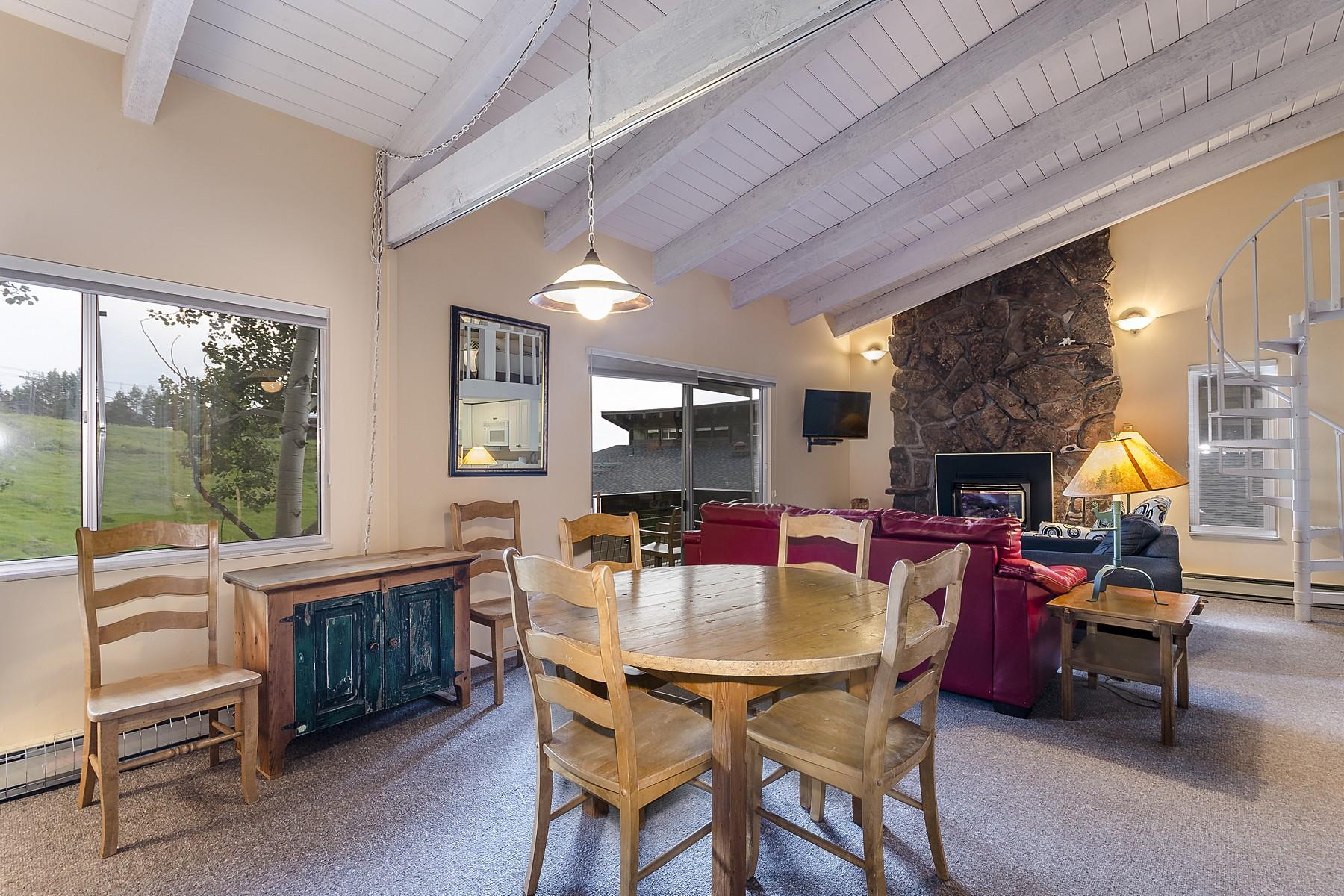 Eigentumswohnung für Verkauf beim Storm Meadows 2275 Storm Meadows Drive B76 Steamboat Springs, Colorado 80487 Vereinigte Staaten