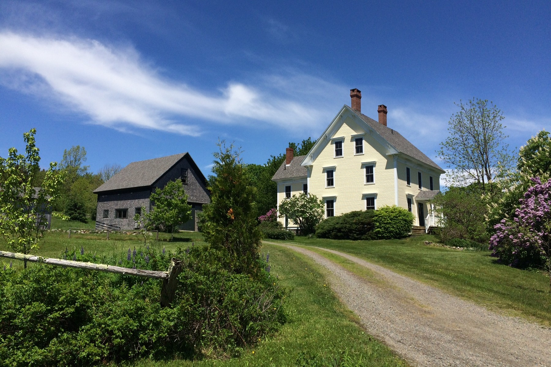 Property For Sale at Seal Cove Farmhouse