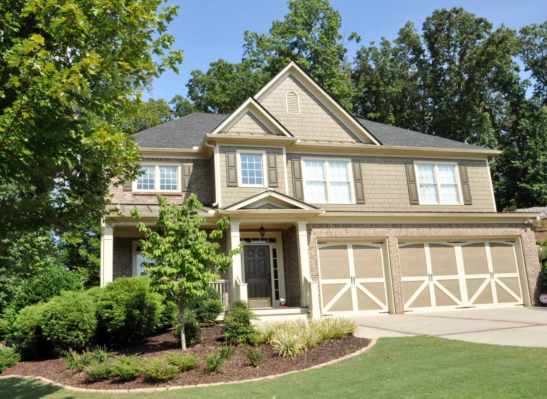 Single Family Home for Sale at Provence in South Forsyth 2710 Monet Drive Cumming, Georgia, 30041 United States