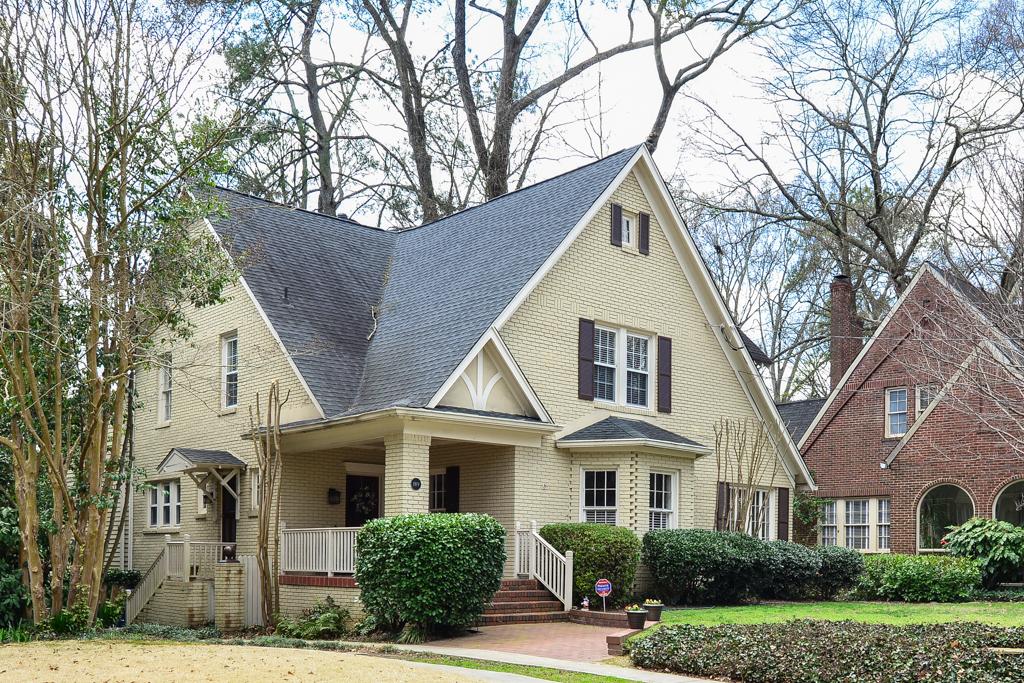 Single Family Home for Sale at Garden Hills Charmer 189 Rumson Road Garden Hills, Atlanta, Georgia 30305 United States