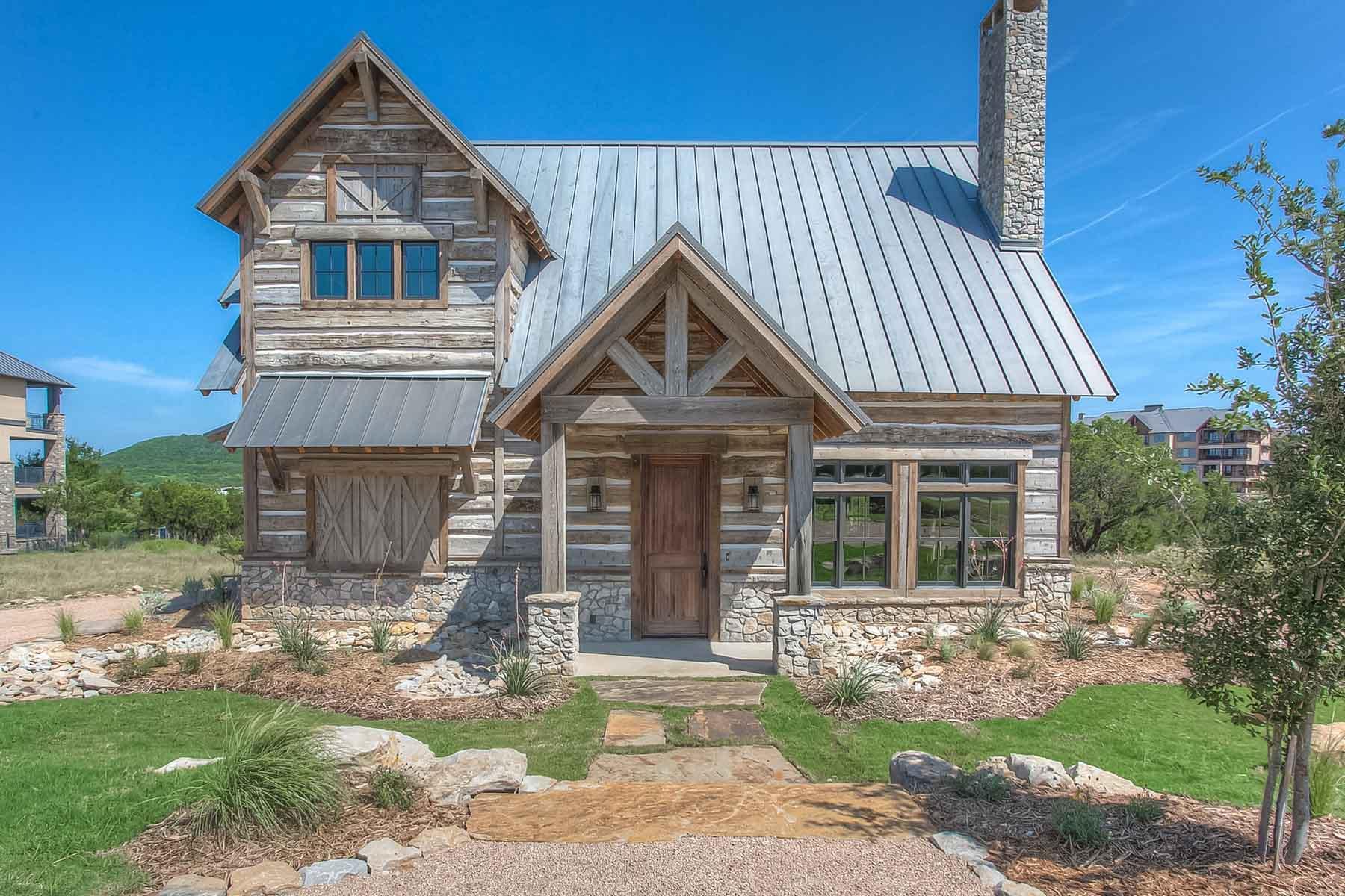 独户住宅 为 销售 在 Ranch Traditional, Vacation Home, Possum Kingdom Lake 2122 Century Oak Drive, #11 福德, 得克萨斯州, 76449 美国