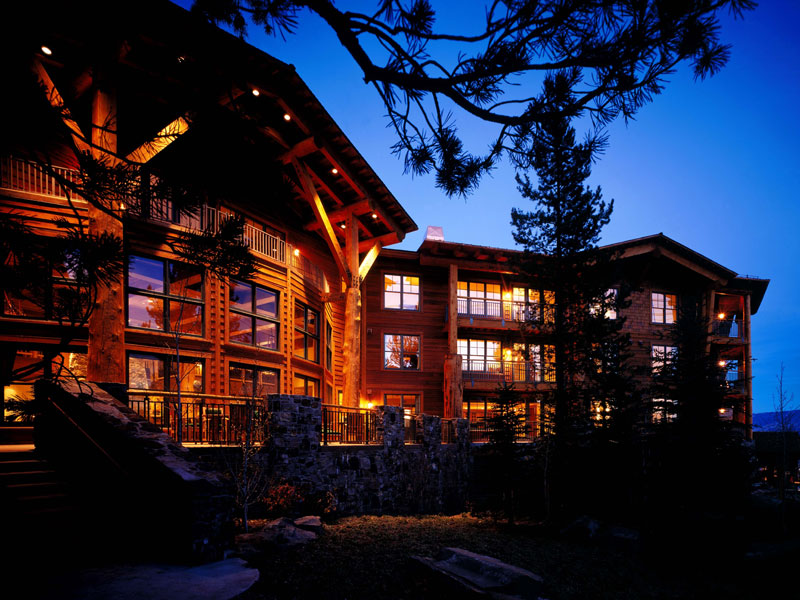 Property For Sale at Seven Weeks at The Teton Club