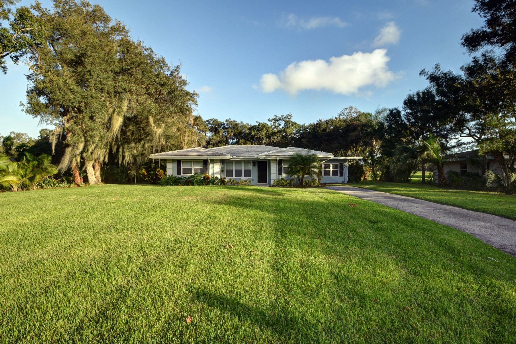 Property For Sale at Superb Country Club Home on 8th Fairway