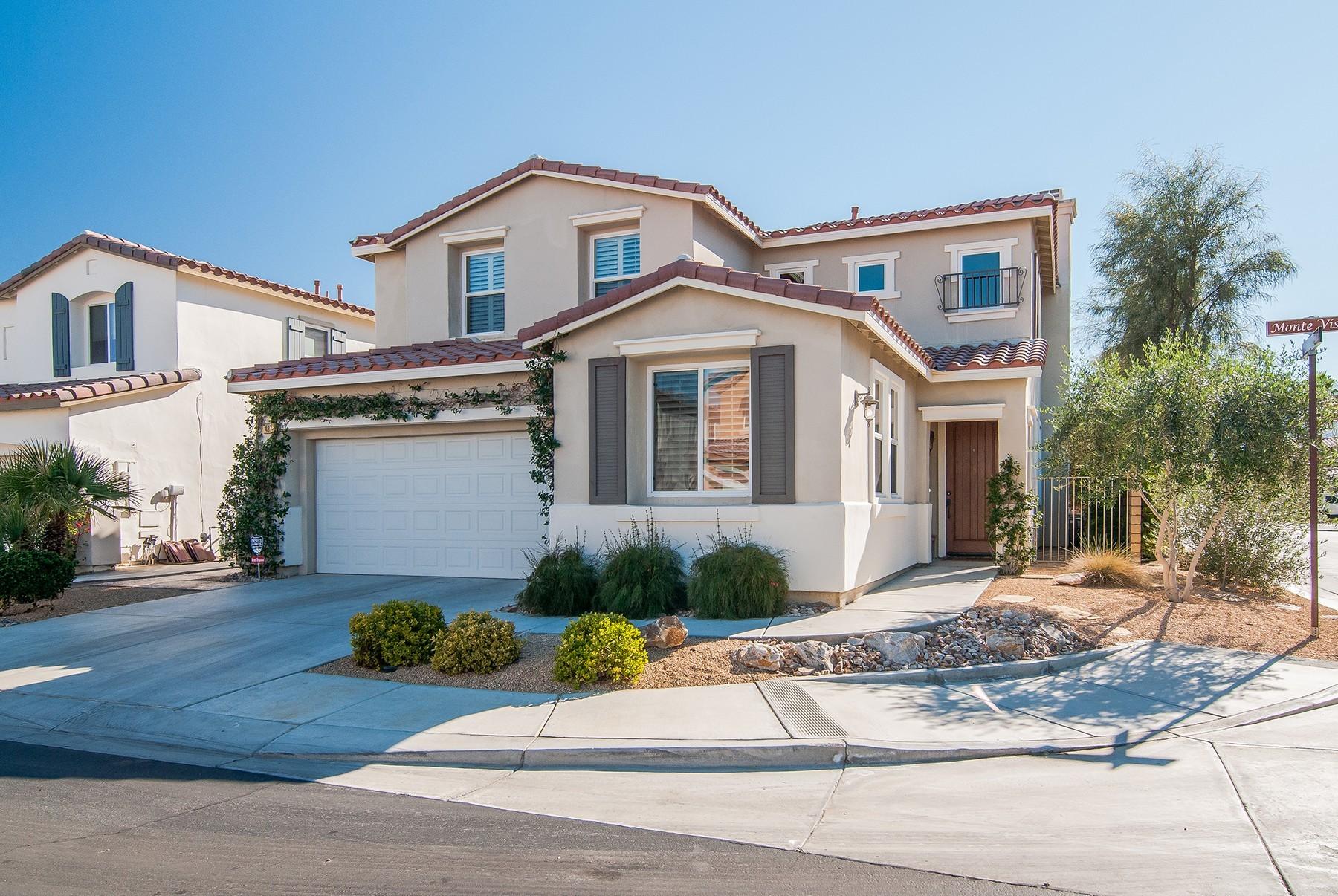 Vivienda unifamiliar por un Venta en 437 Monte Vis Palm Desert, California, 92260 Estados Unidos