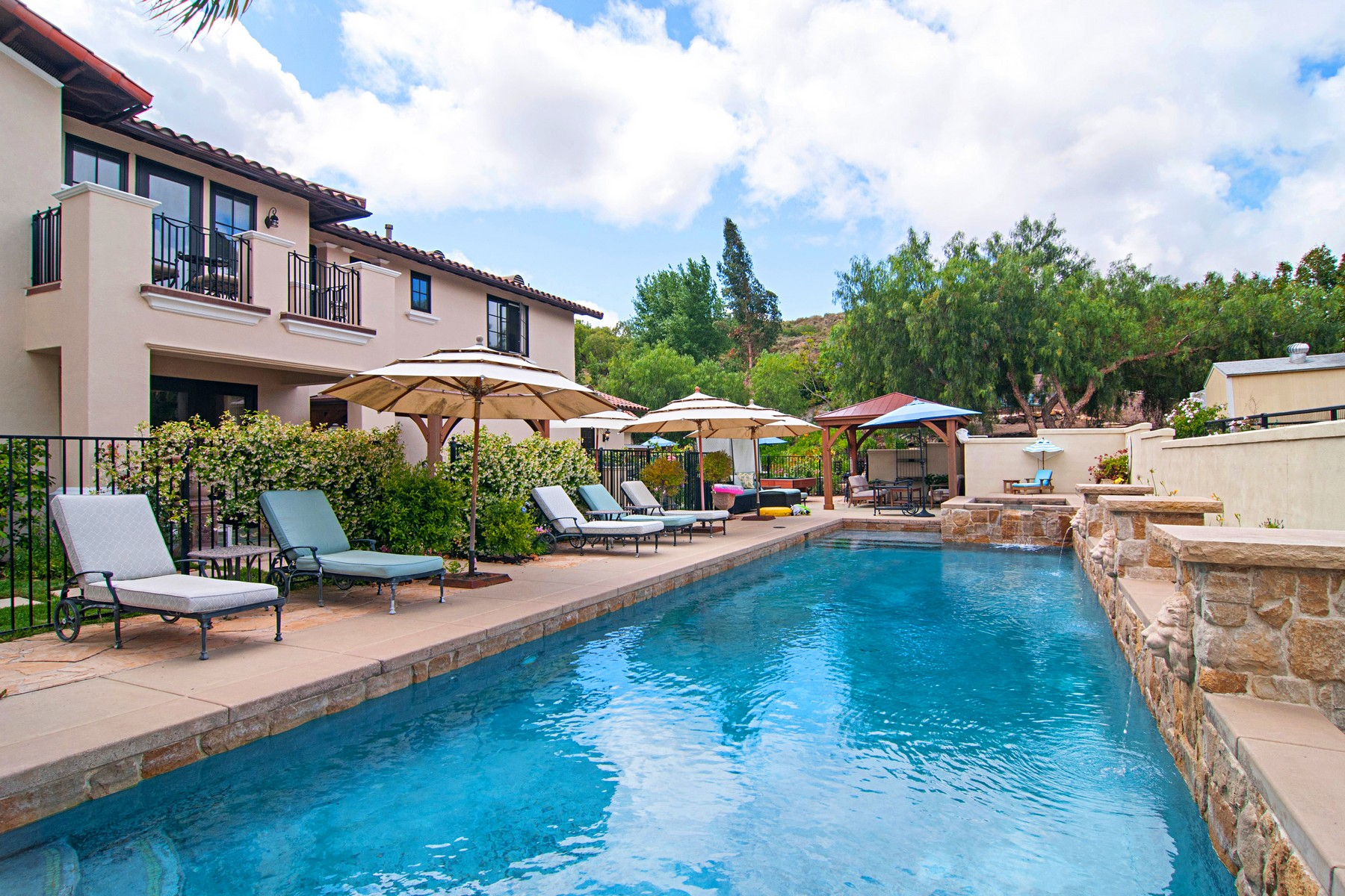 Additional photo for property listing at 7717 La Orquidia  Rancho Santa Fe, 加利福尼亚州 92067 美国