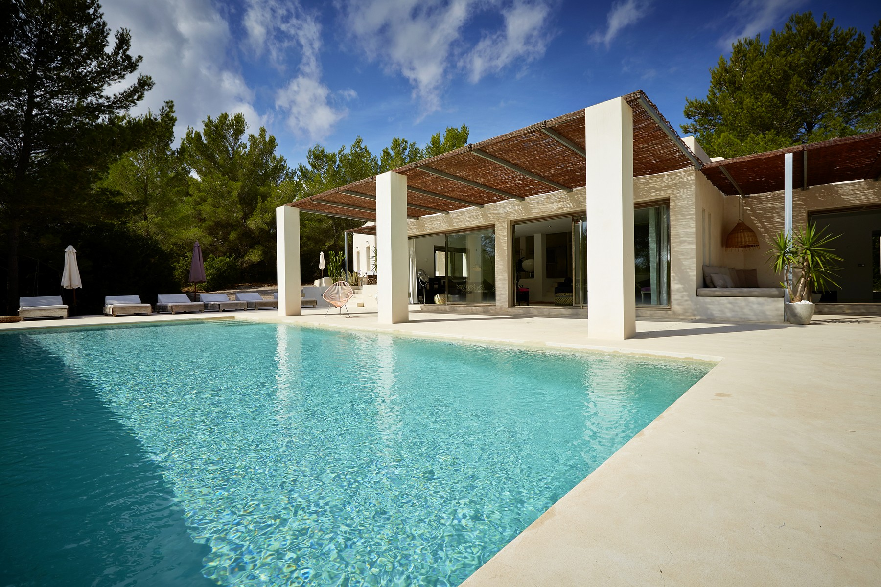 Single Family Home for Sale at Rustic Style Villa In Porroig San Jose, Ibiza, 07830 Spain
