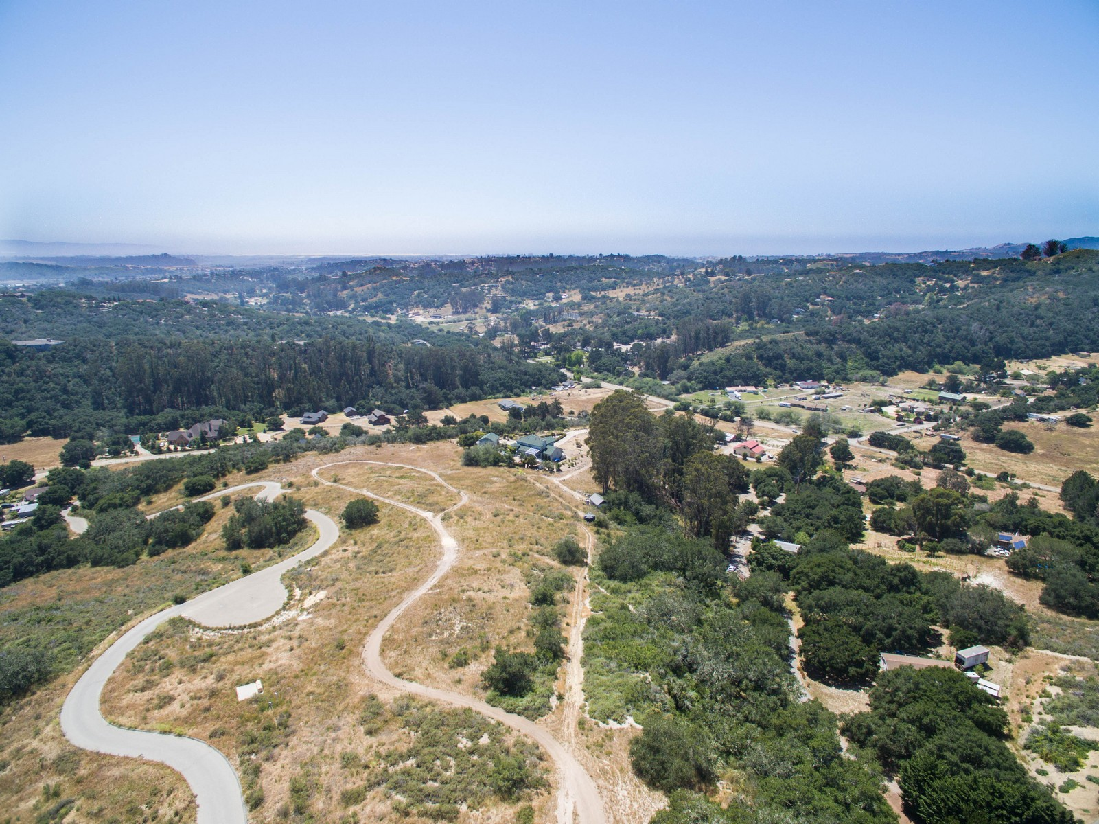 Land for Sale at Stunning View Lot 0 Hischier Lane Arroyo Grande, California 93420 United States