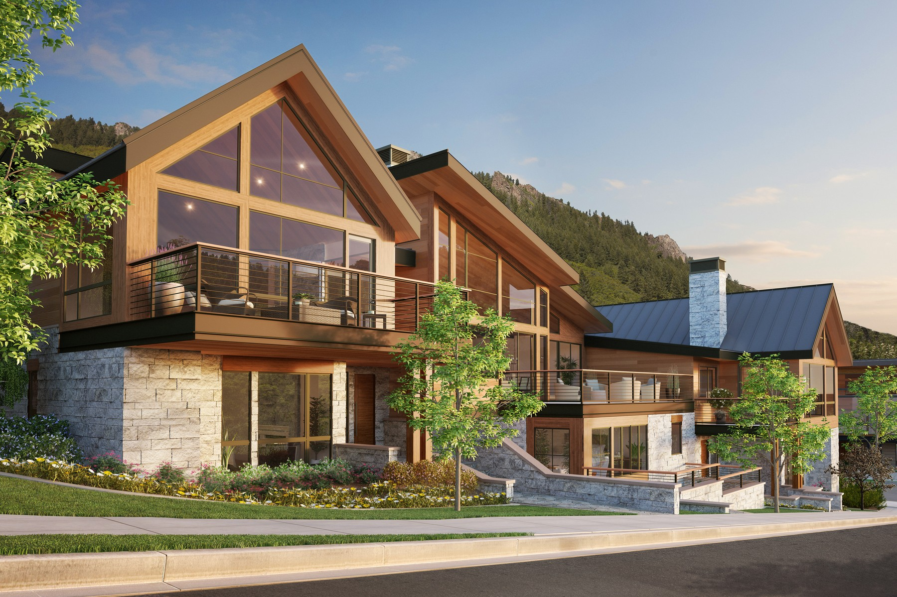 sales property at One Aspen