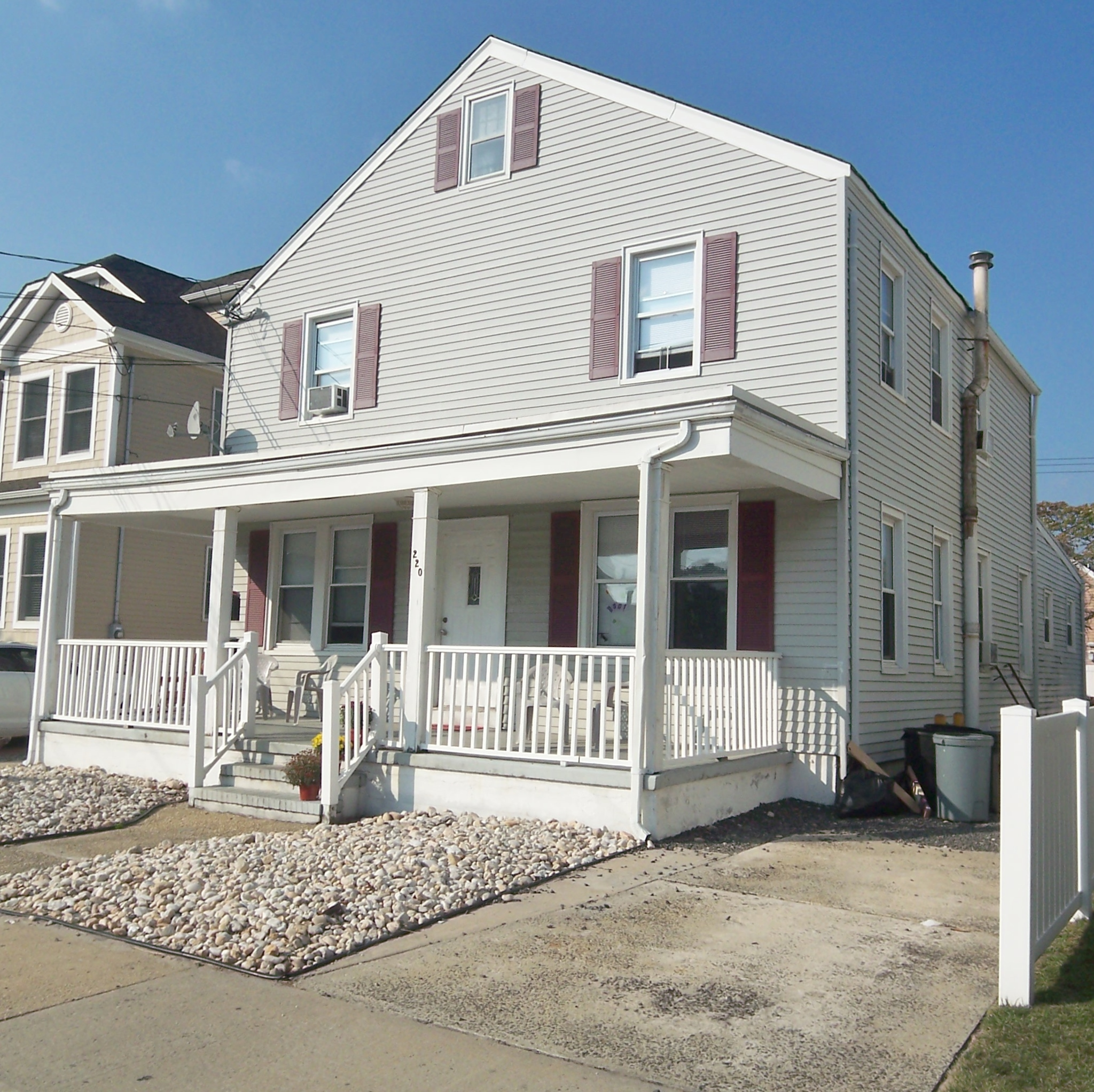 Multi-Family Home for Sale at Investment Property 220 15th Ave Belmar, New Jersey 07719 United States