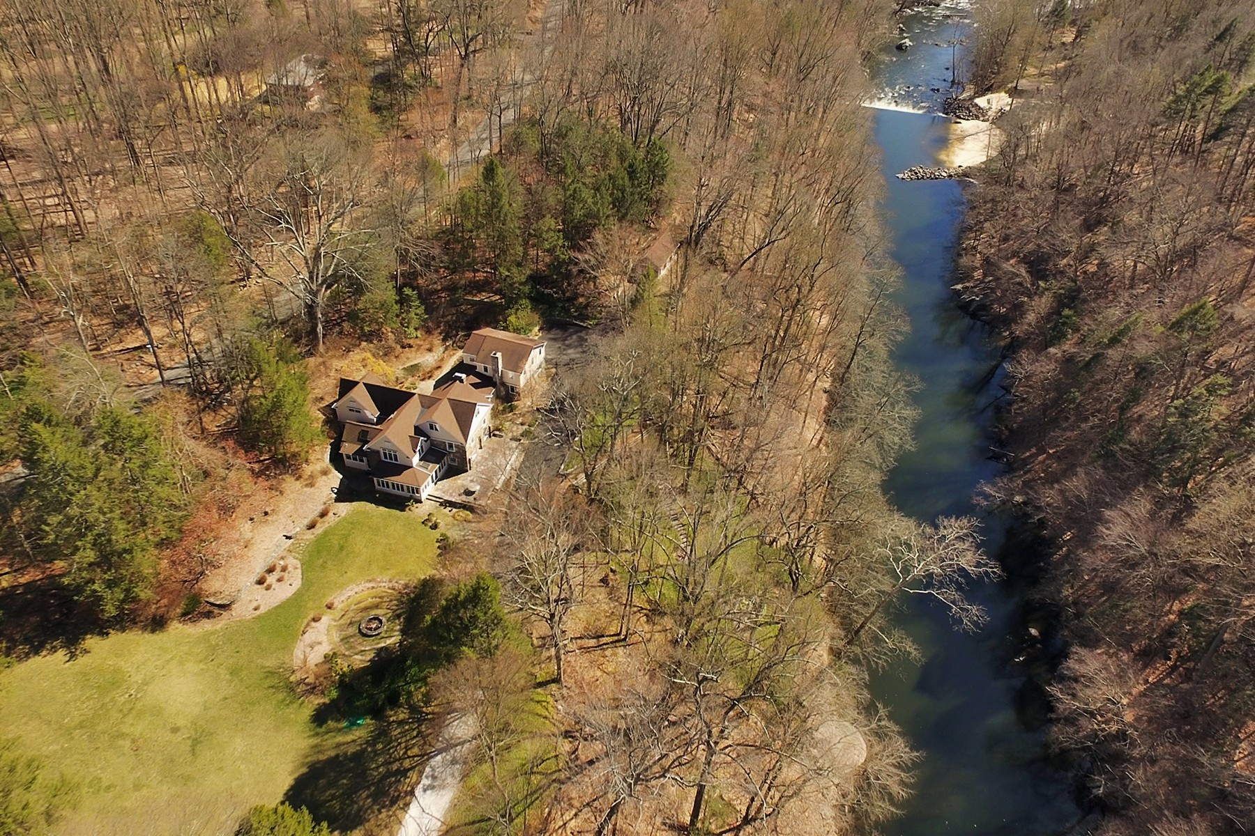 Single Family Home for Sale at Once in a Lifetime! 68 Quaker Bridge Rd Croton On Hudson, New York 10520 United States