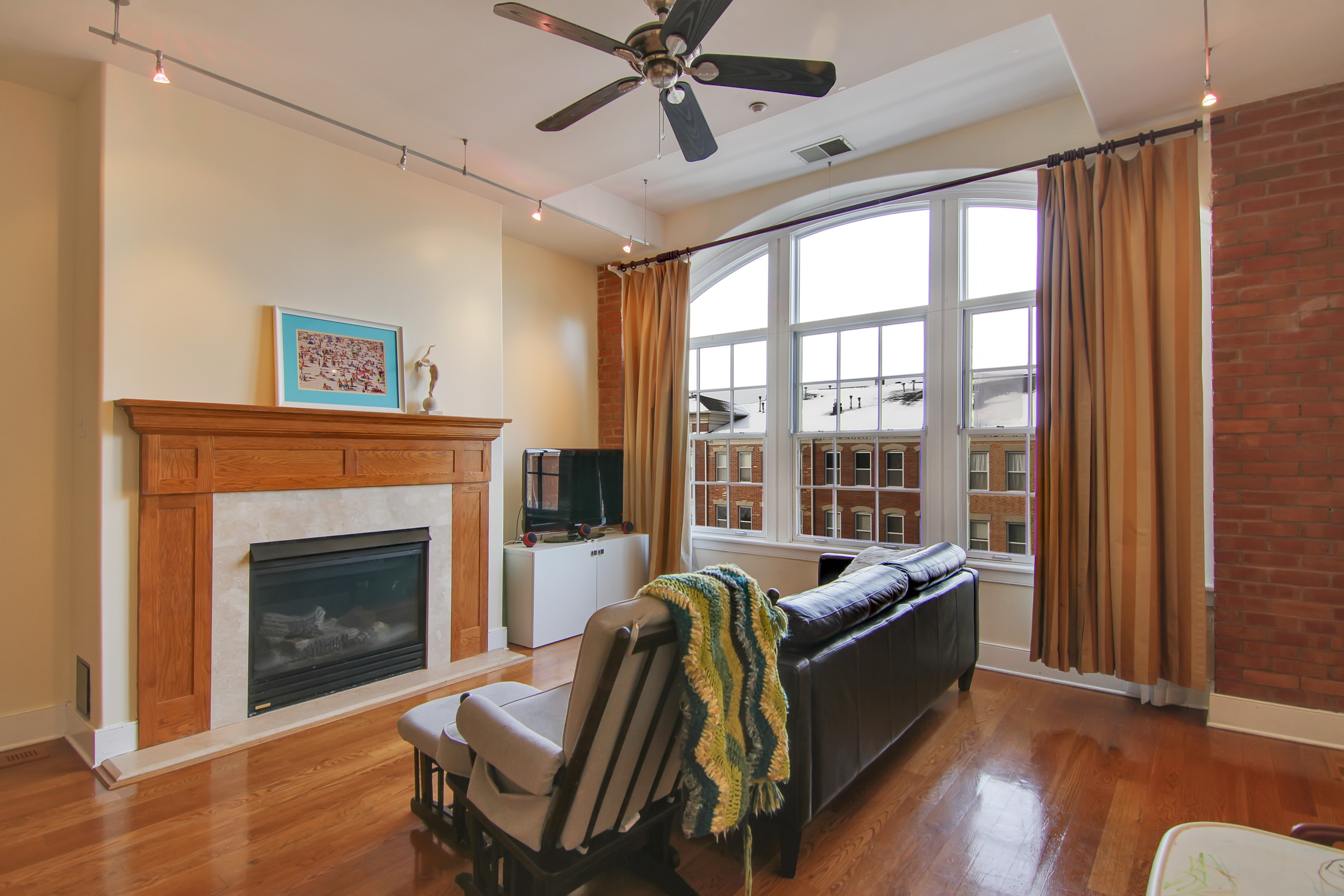 """Condominium for Rent at """"Your Passport to Luxury @ Sugar House! Stunning 2BR2Bth w Parking"""" 174 Washington St #4E Jersey City, 07302 United States"""