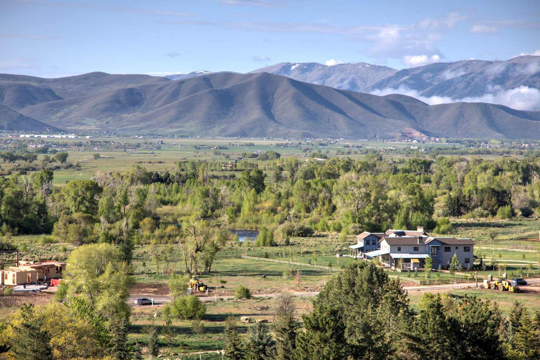 Land for Sale at Big Down Valley Views 2599 River Meadows Dr Lot 33 Midway, Utah 84049 United States
