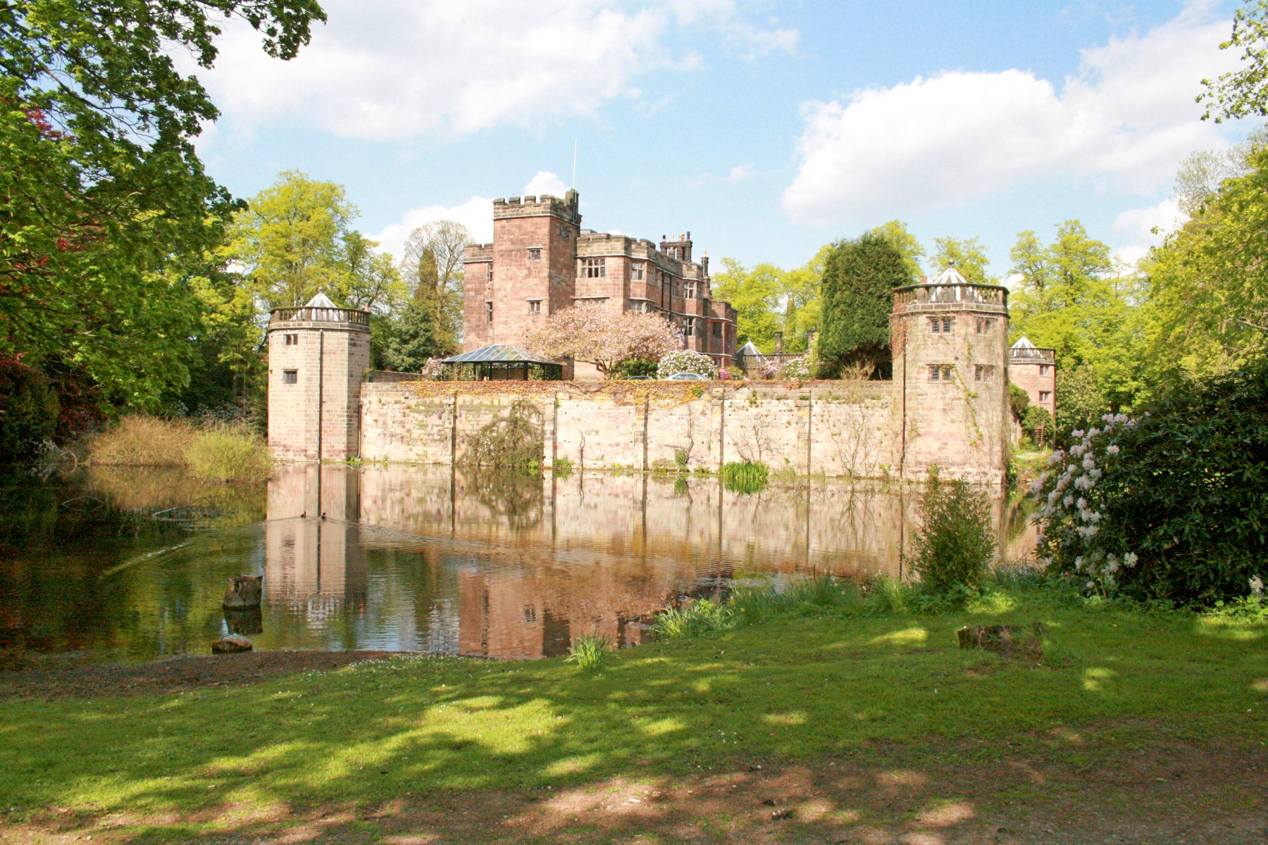 Property For Sale at Moated Castle