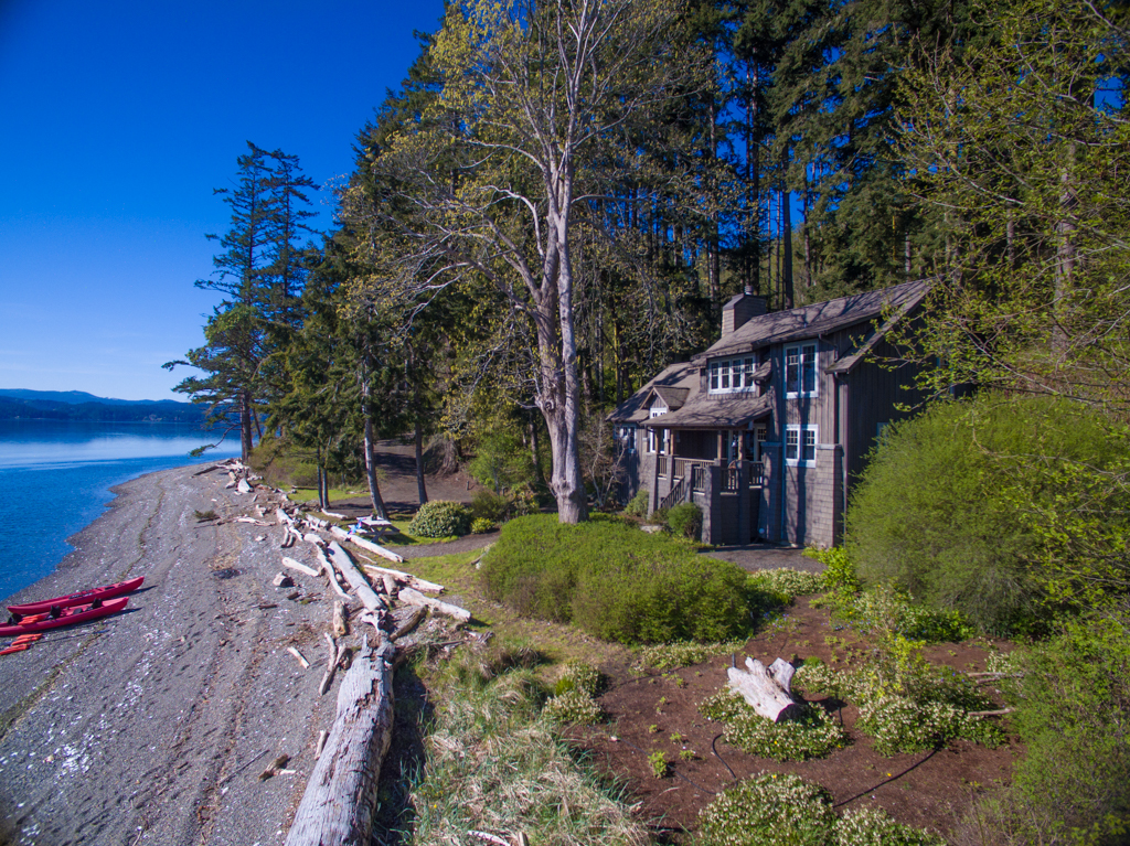 sales property at Hood Canal Retreat