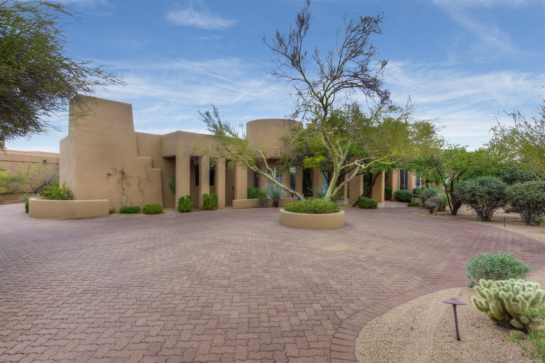 sales property at Beautiful Soft Contemporary home is located in the community of Desert Highland