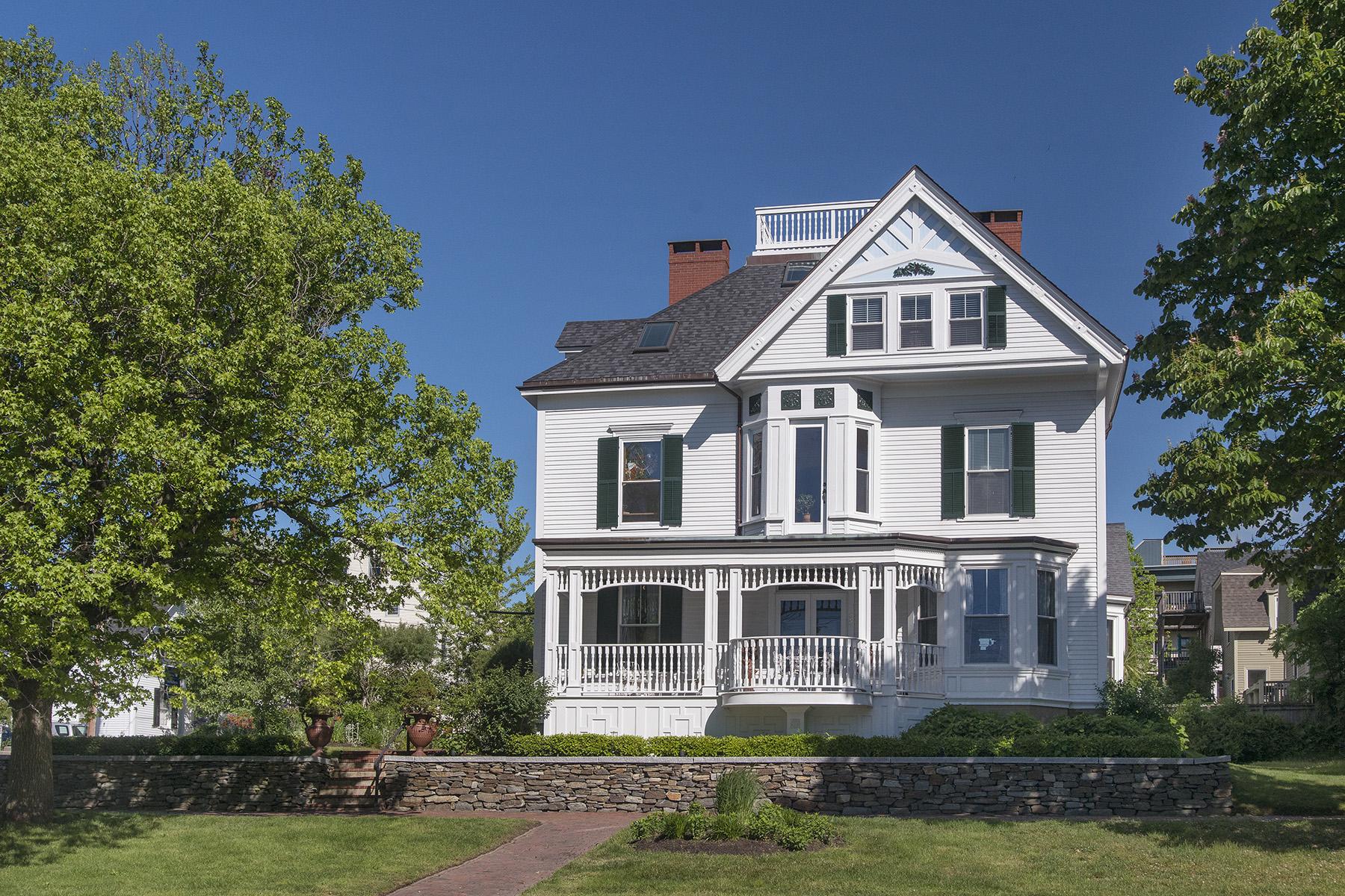 一戸建て のために 売買 アット 22 Eastern Promenade Portland, メーン, 04101 アメリカ合衆国