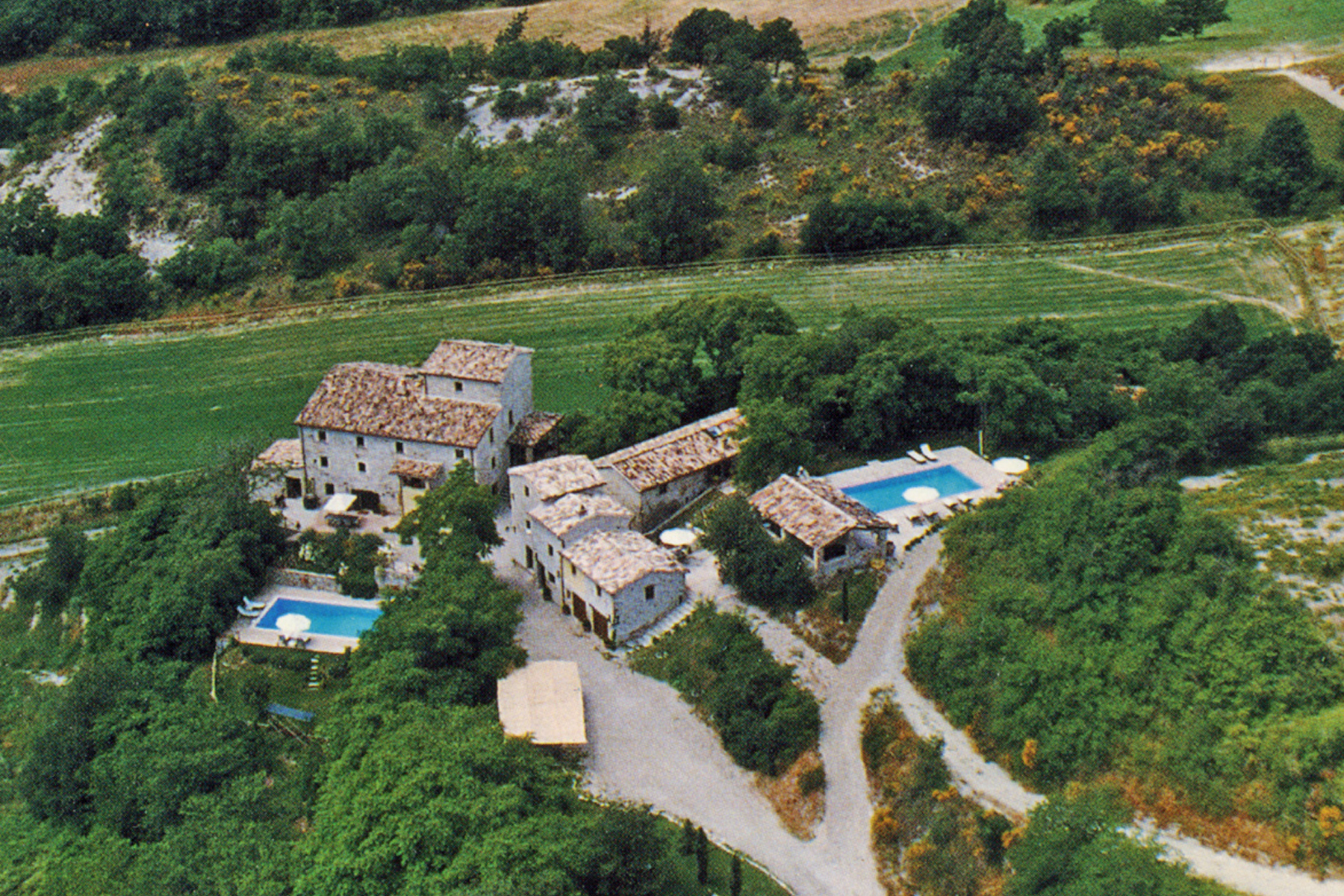for Sale at Medieval hamlet with swimming pools and riding stables Montone Perugia, Perugia 06014 Italy