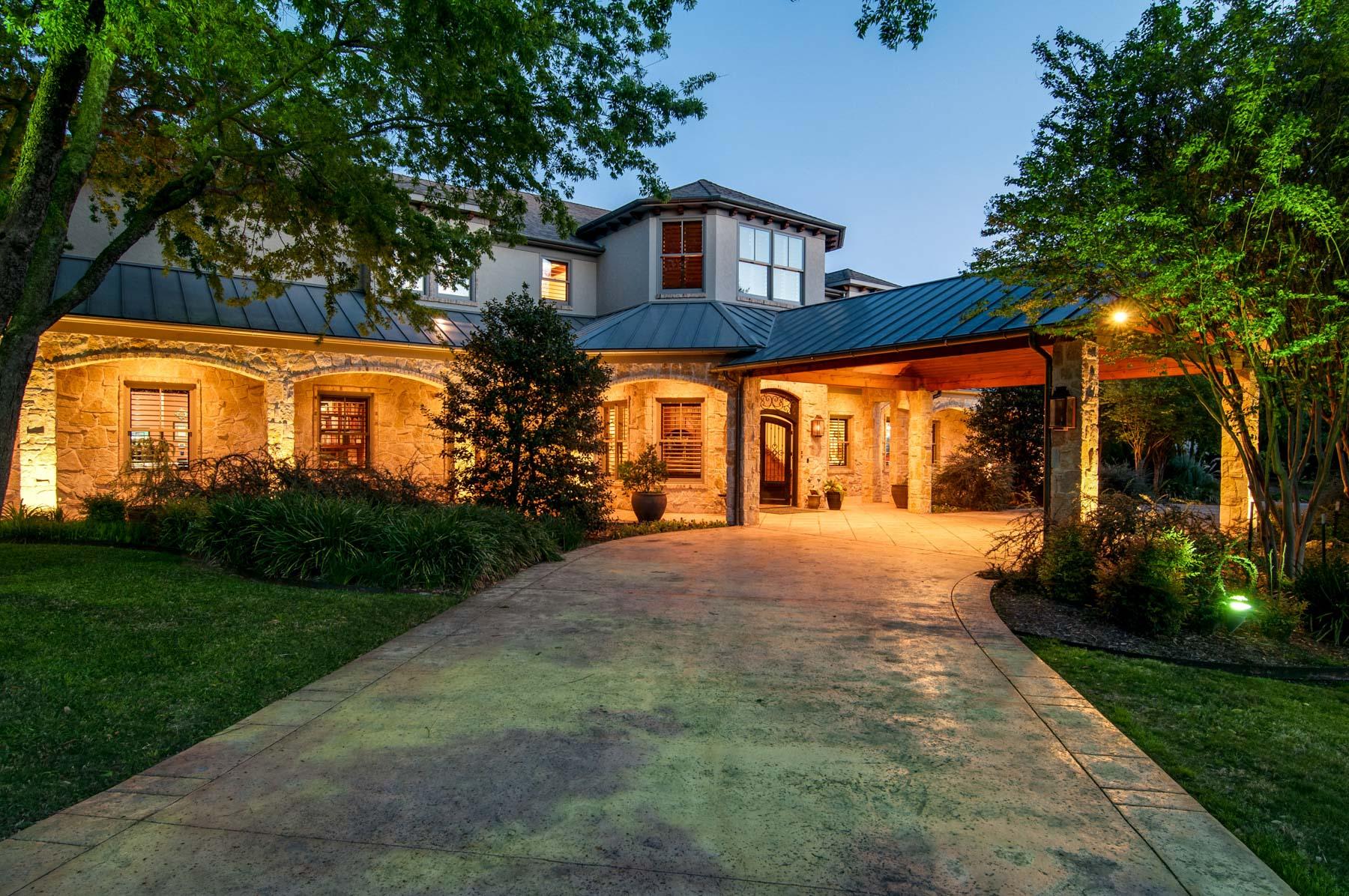 Maison unifamiliale pour l Vente à Extraordinary Frisco Estate 17 Stonebriar Way Frisco, Texas, 75034 États-Unis