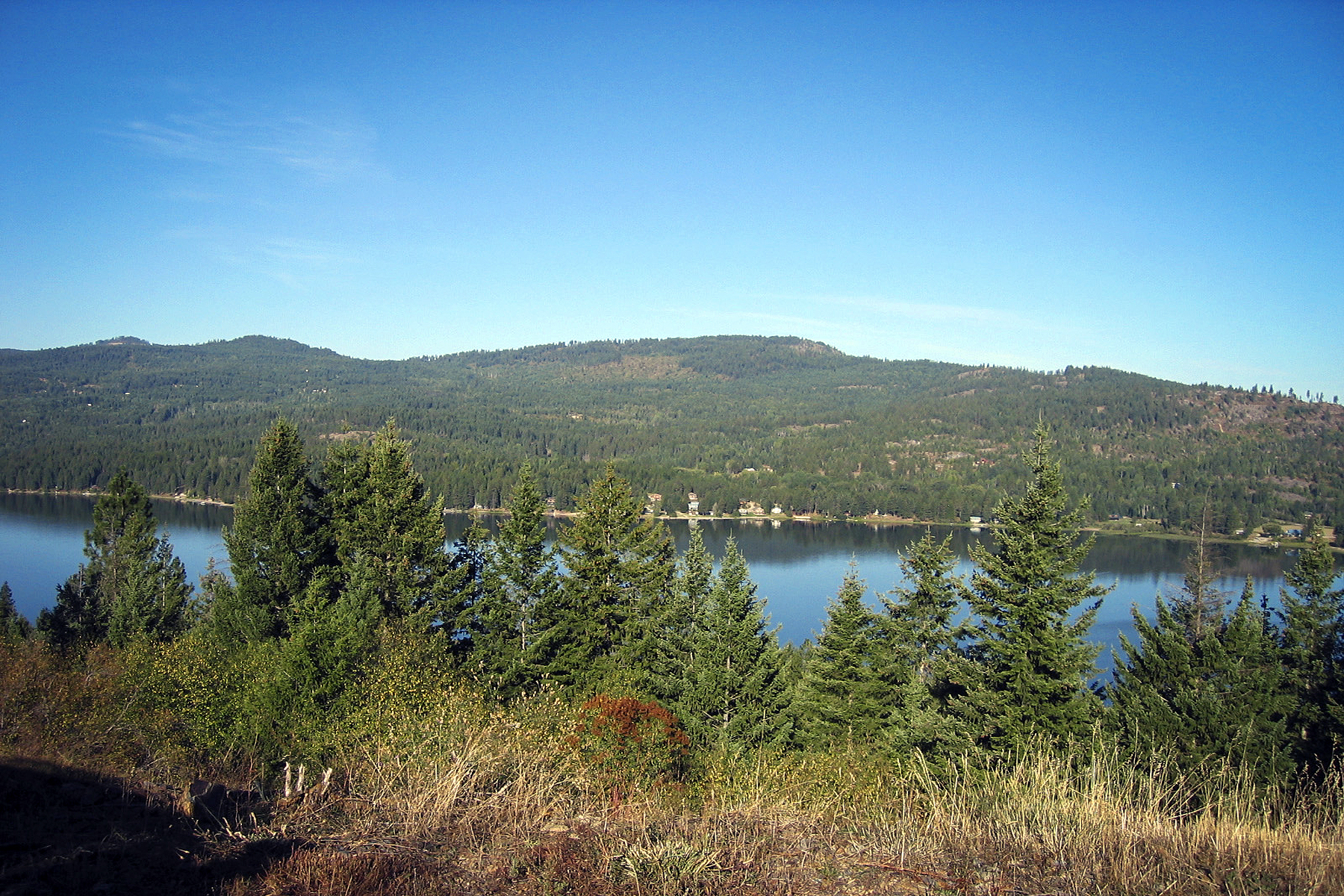 Terreno por un Venta en Uplake Ridge Lots Overlake View Lot 2 Cocolalla, Idaho, 83813 Estados Unidos