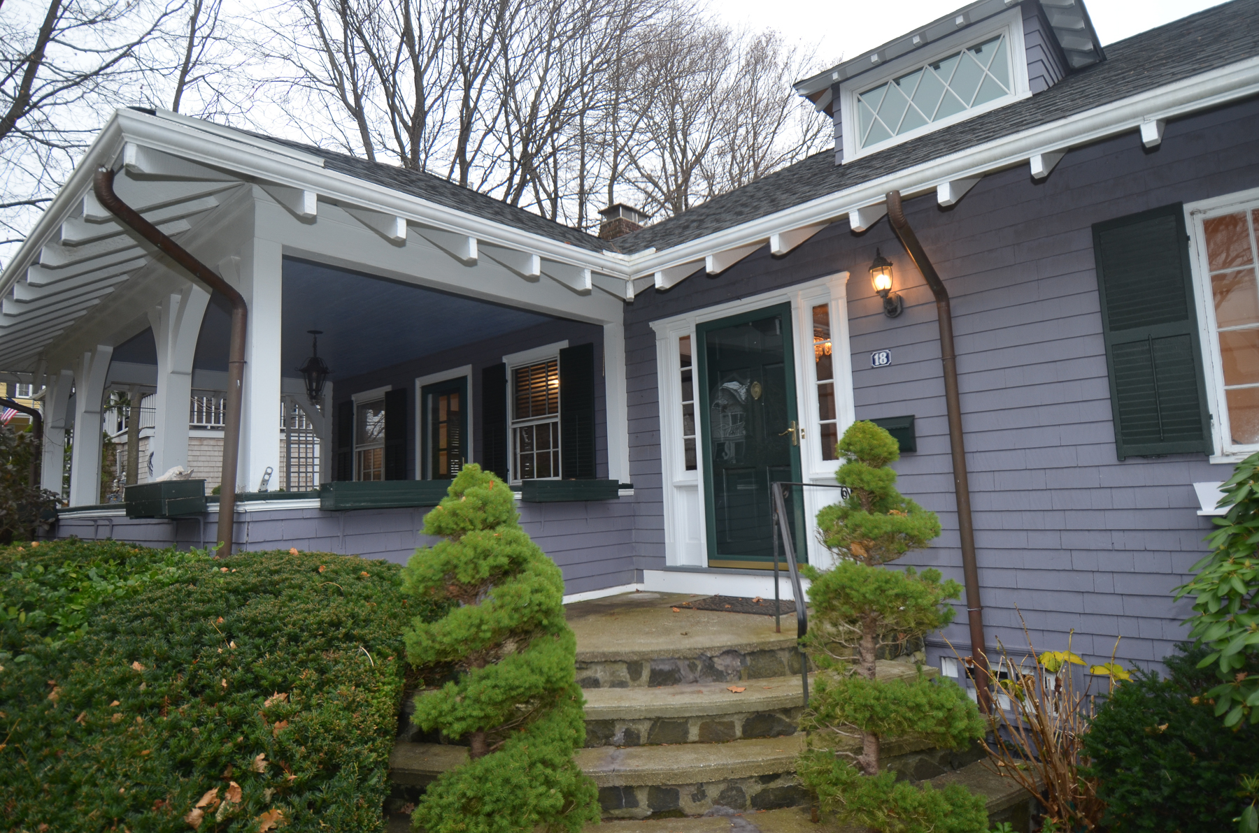 Single Family Home for Sale at English Cottage on Marblehead Neck 18 Ballast Lane Marblehead, Massachusetts 01945 United States