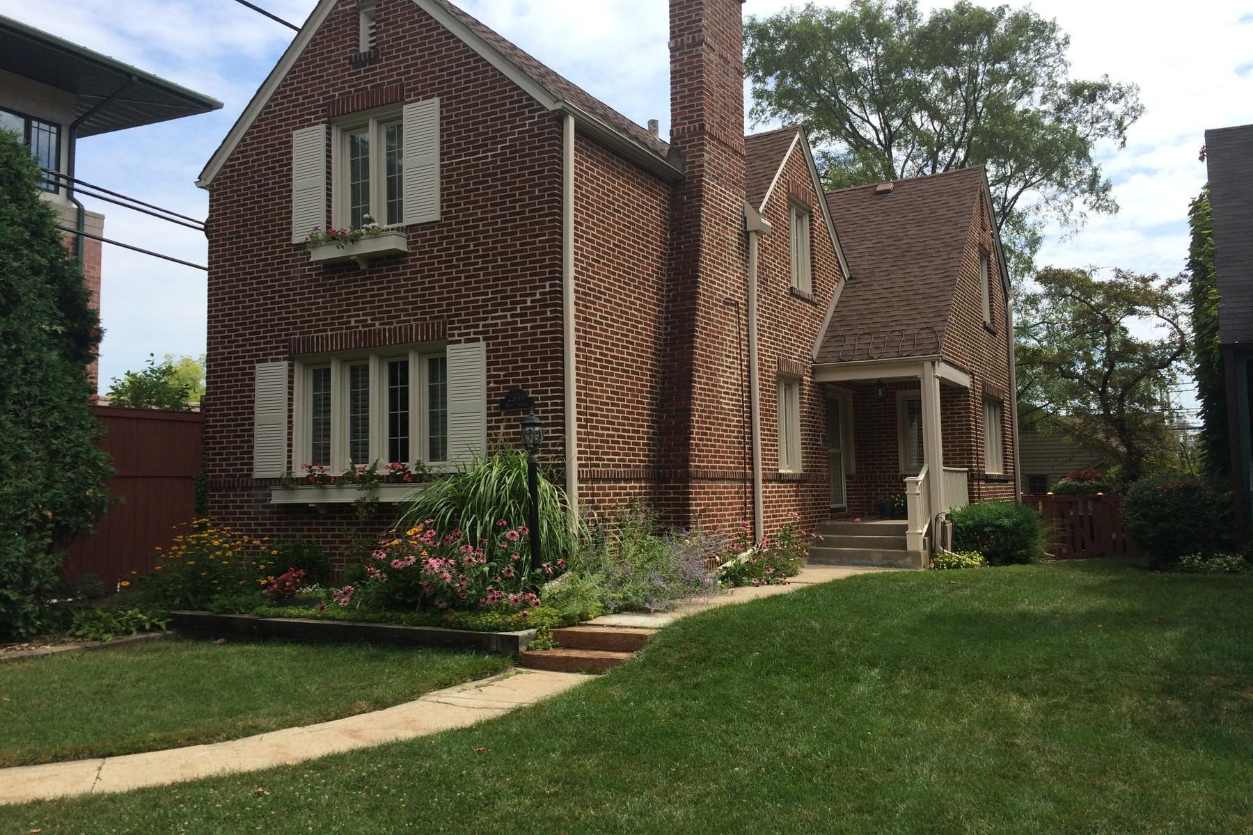 sales property at Inviting Light Filled Brick Tudor