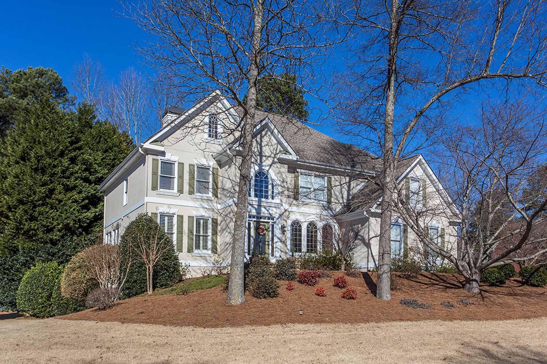 Nhà ở một gia đình vì Bán tại Gorgeous, Pristine Home in Sought-After DeerLake 300 Antler Way Alpharetta, Georgia 30005 Hoa Kỳ