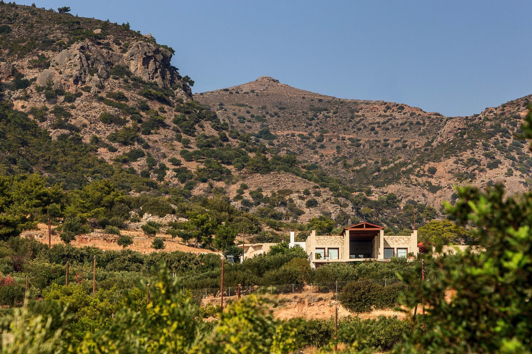 Single Family Home for Sale at Sea View Villa in Lasithi, Crete Makrigialos, Lasithi, Crete Other Greece, Other Areas In Greece, 72055 Greece