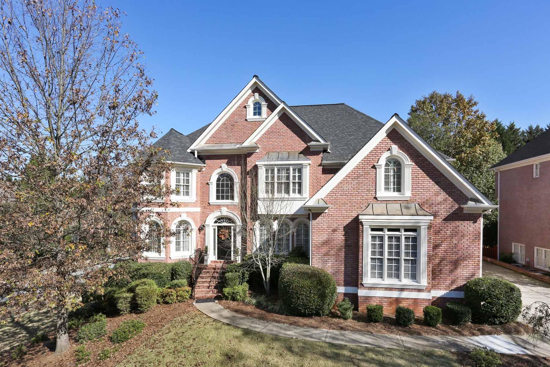 Maison unifamiliale pour l Vente à Awesome Neighborhood, Fantastic Location 10485 Stanyan Street Alpharetta, Georgia 30022 États-Unis