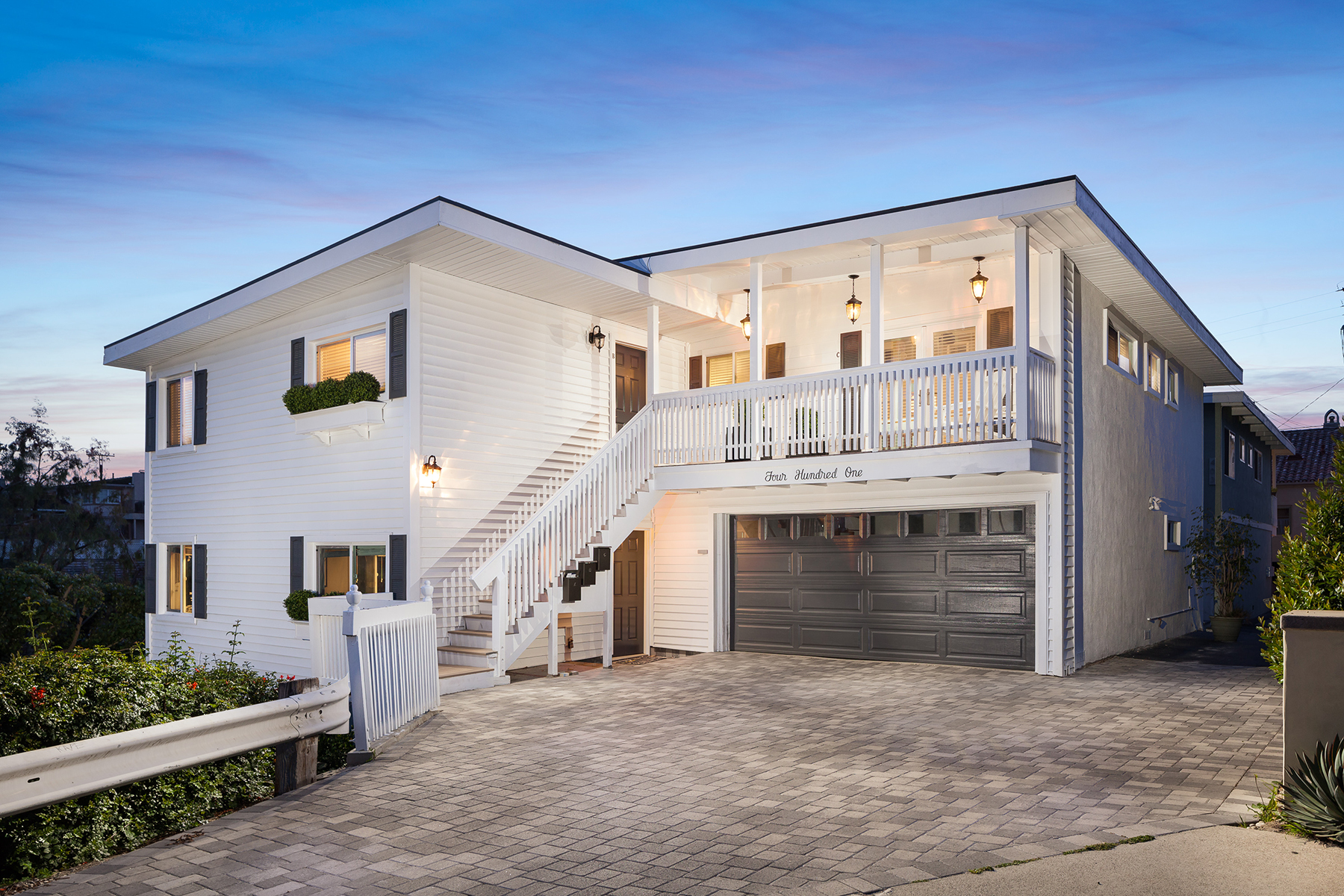 Multi-Family Home for Sale at 401 Fernleaf Corona Del Mar, California, 92625 United States
