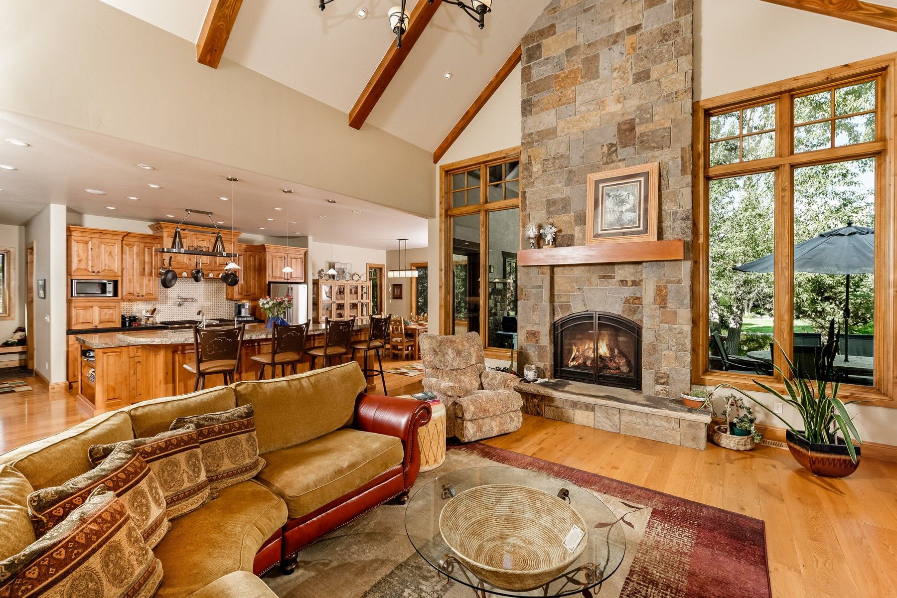 Casa Unifamiliar por un Venta en Aspen Glen's Little Big House 376 Golden Bear Carbondale, Colorado 81623 Estados Unidos