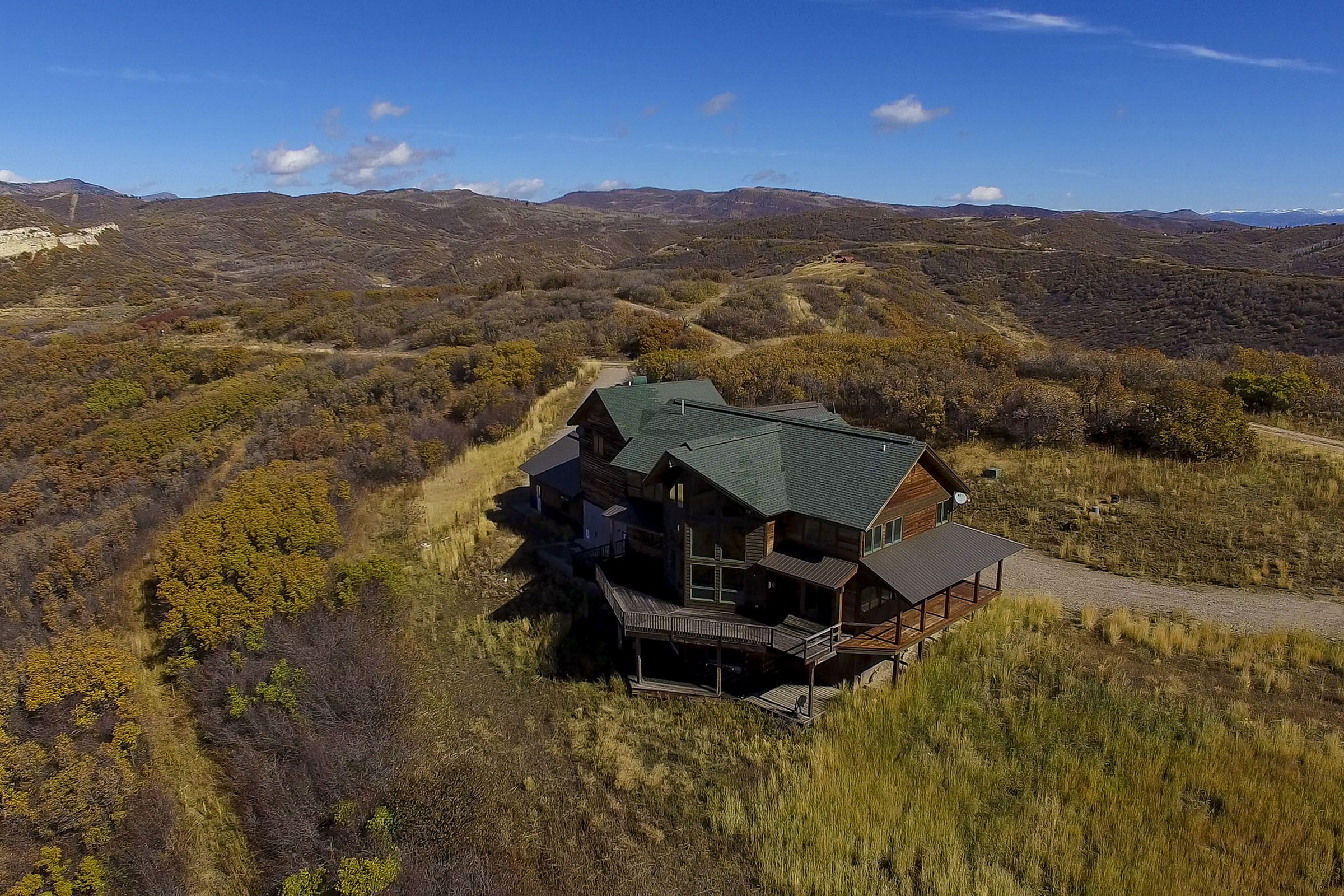 Single Family Home for Sale at Overlooking the Yampa River Valley Lot C Grouse Ridge Lane Steamboat Springs, Colorado, 80487 United States