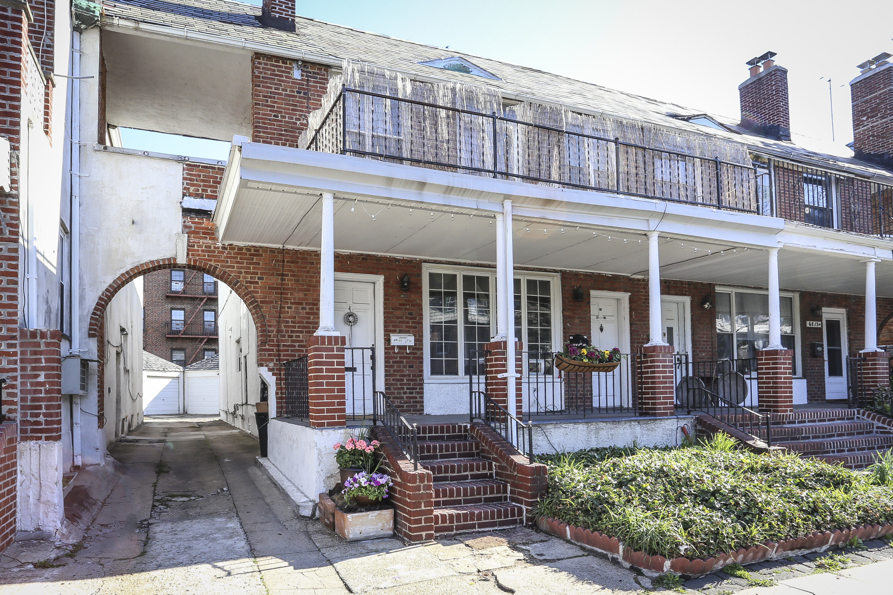"Townhouse for Sale at ""TERRIFIC TWO FAMILY INVESTMENT PROPERTY"" 68-11 Clyde Street, Forest Hills, New York 11375 United States"