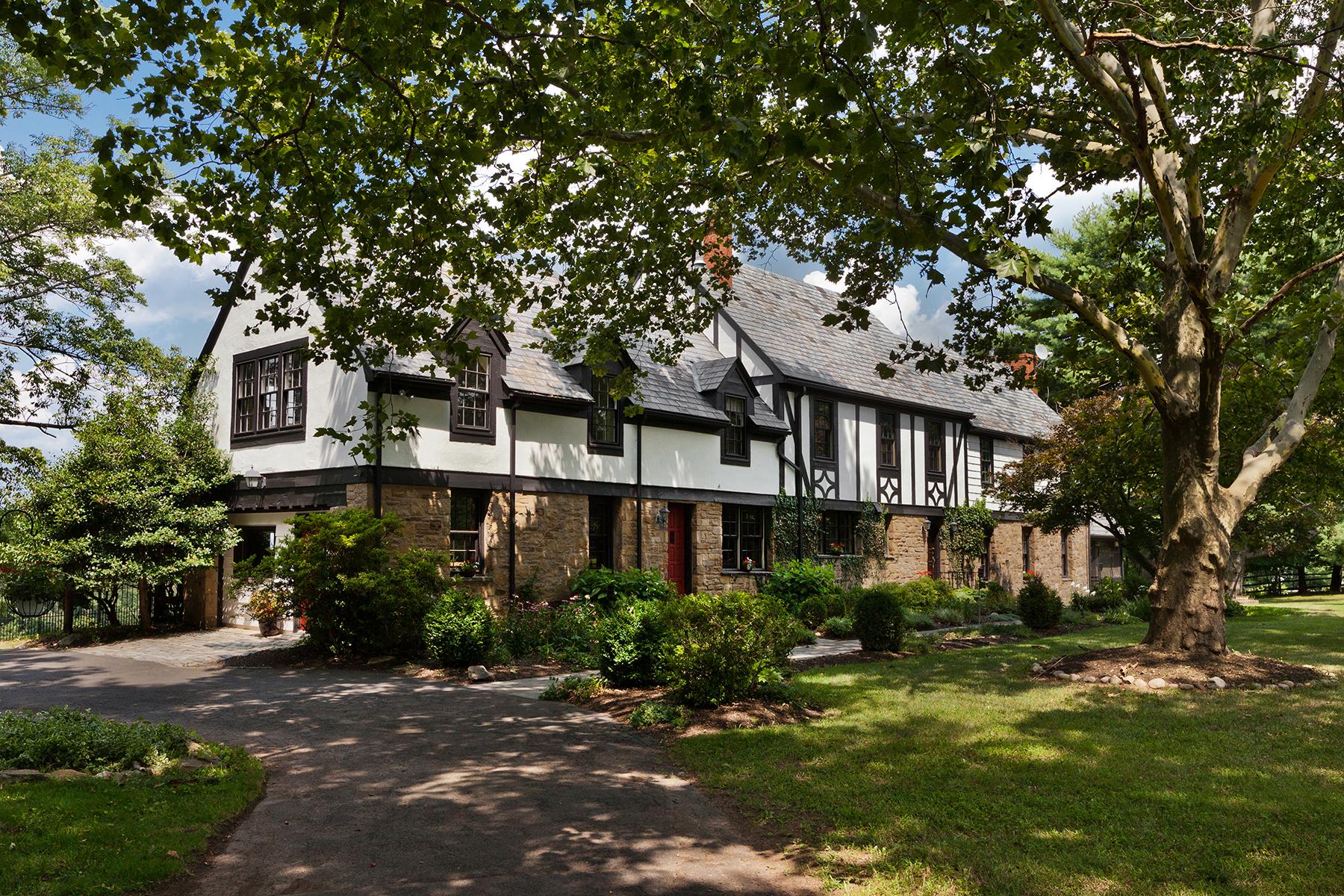 Vivienda unifamiliar por un Venta en Newtown, PA 1451 Wrightstown Rd. Newtown, Pennsylvania 18940 Estados Unidos