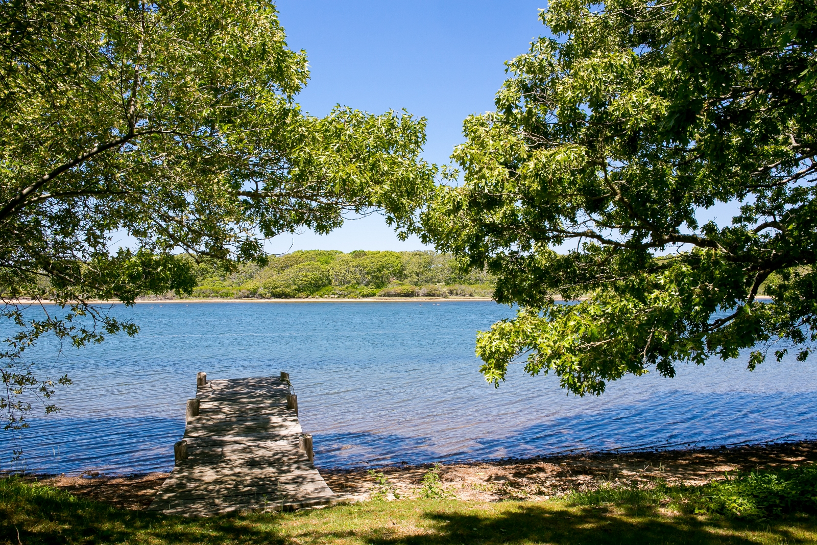 단독 가정 주택 용 매매 에 A serene retreat on Edgartown Great Pond 82 Turkeyland Cove Edgartown, 매사추세츠, 02539 미국
