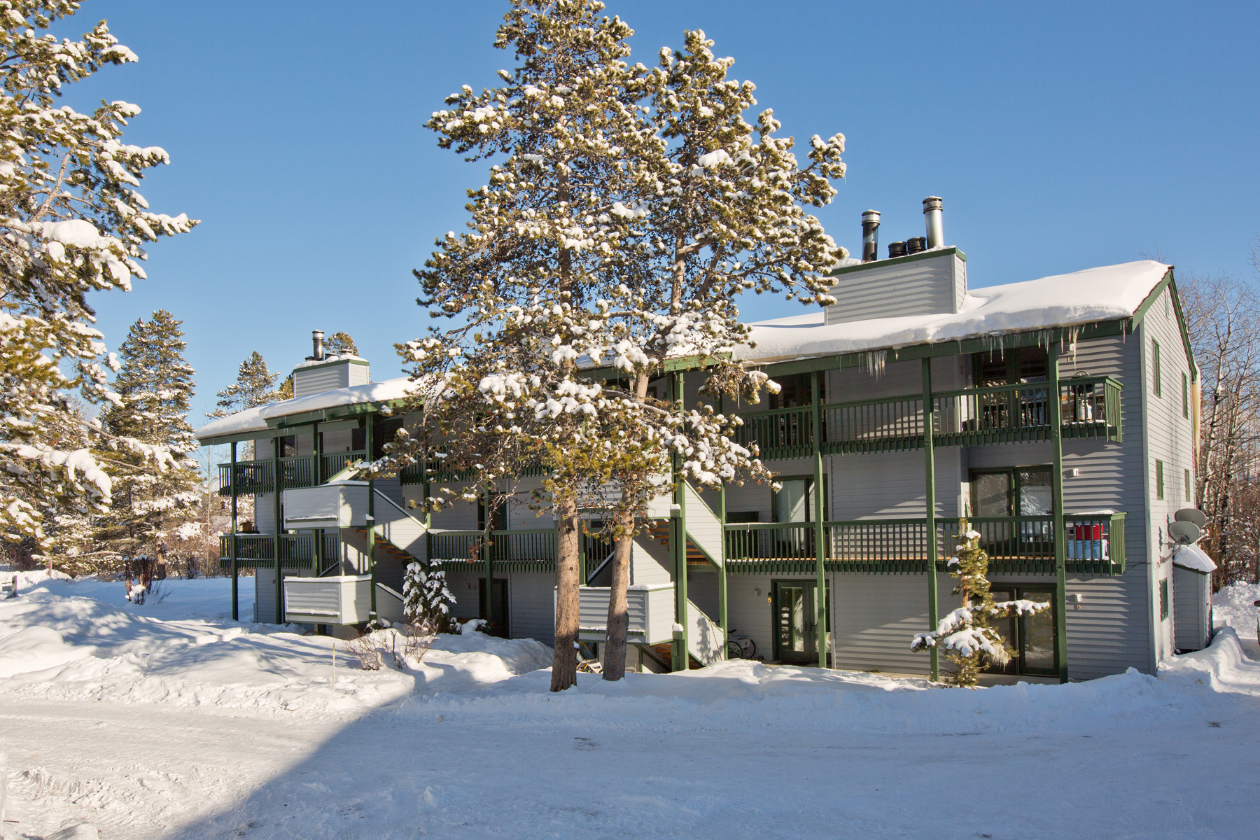 Property For Sale at Revamped Aspens Digs