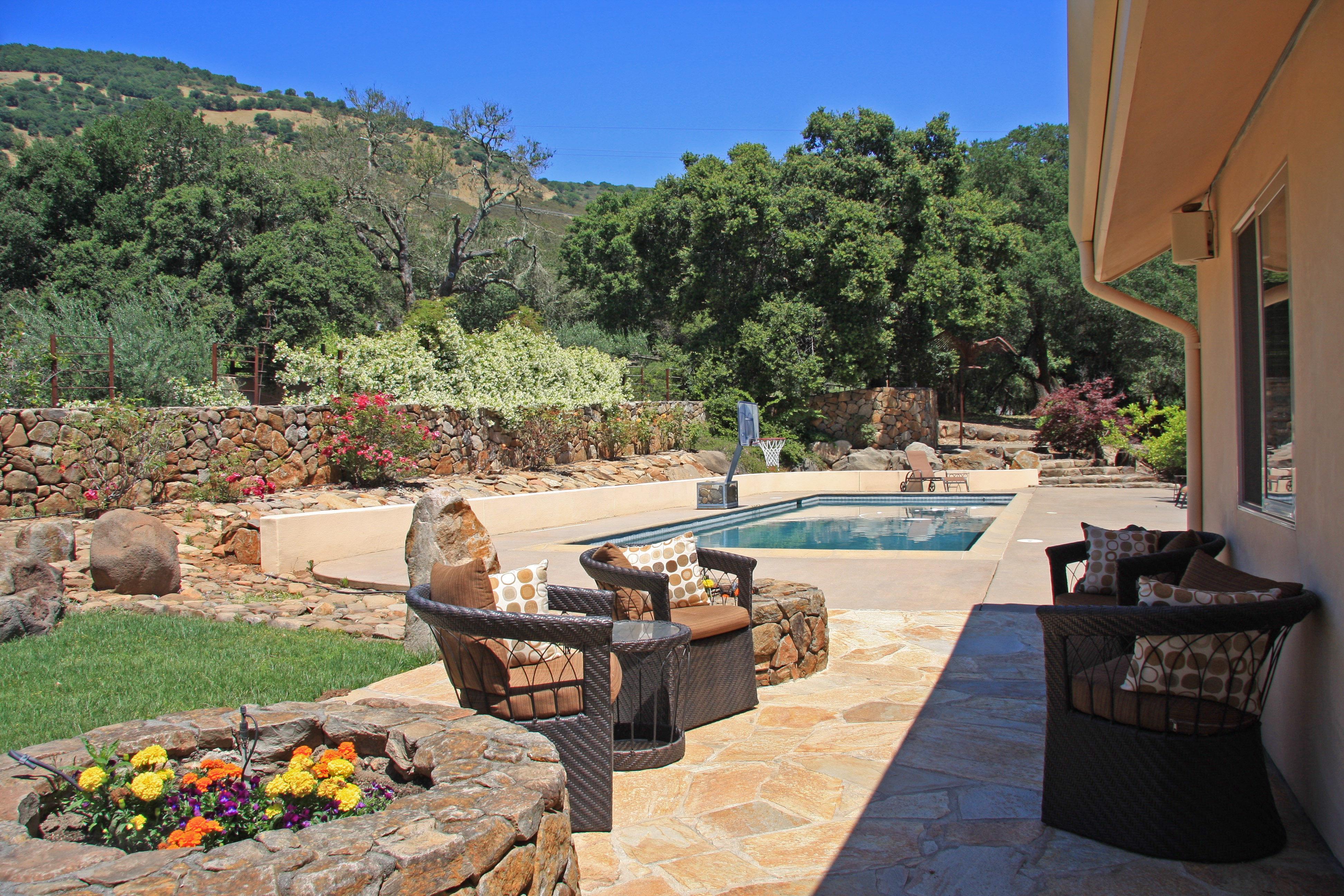 단독 가정 주택 용 매매 에 Rare Oakville Opportunity 7766 Silverado Trail Napa, 캘리포니아, 94558 미국