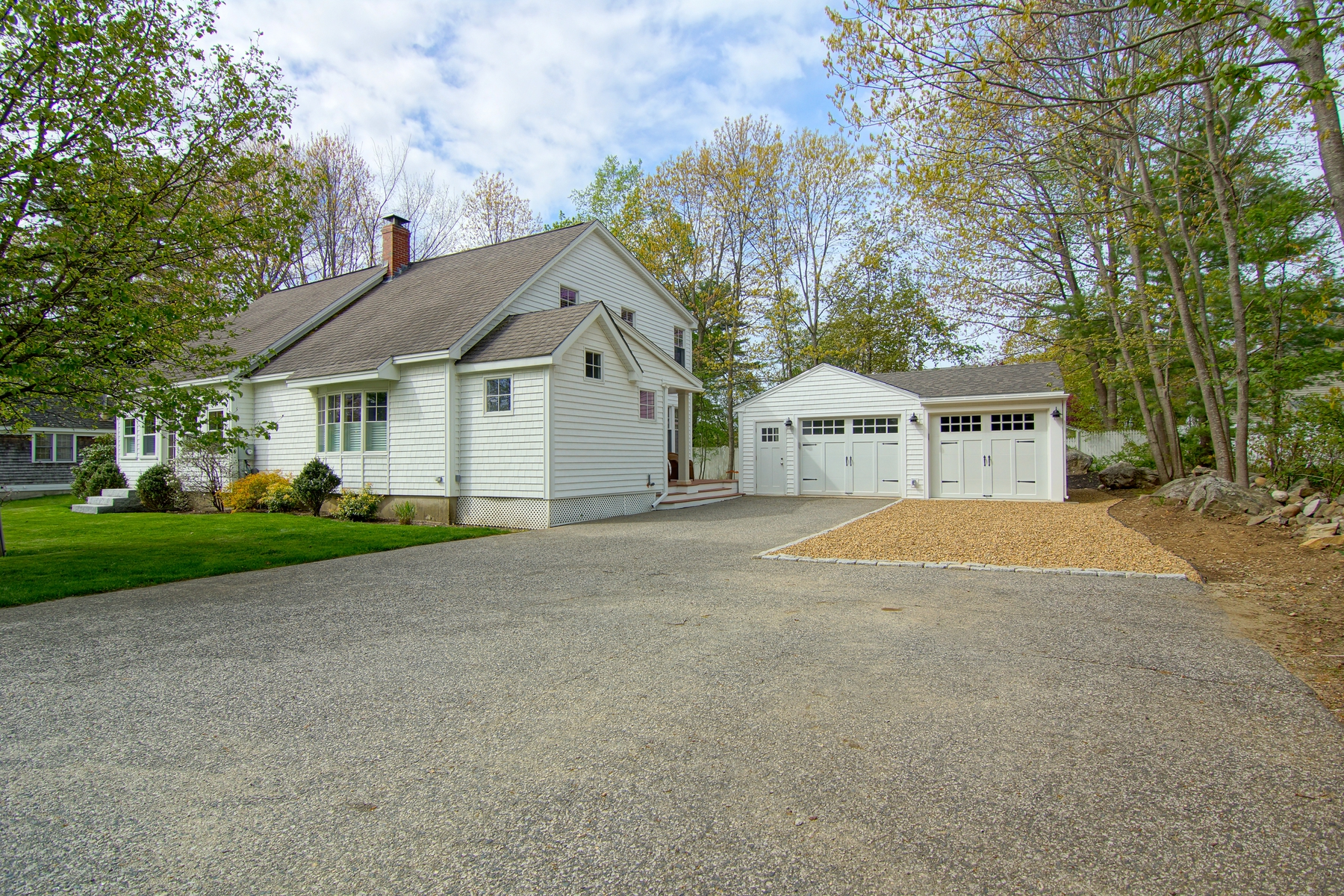 Single Family Home for Sale at Walk to the Seacoast's Most Coveted Beaches 6 Spruce Avenue Rye, New Hampshire, 03870 United States
