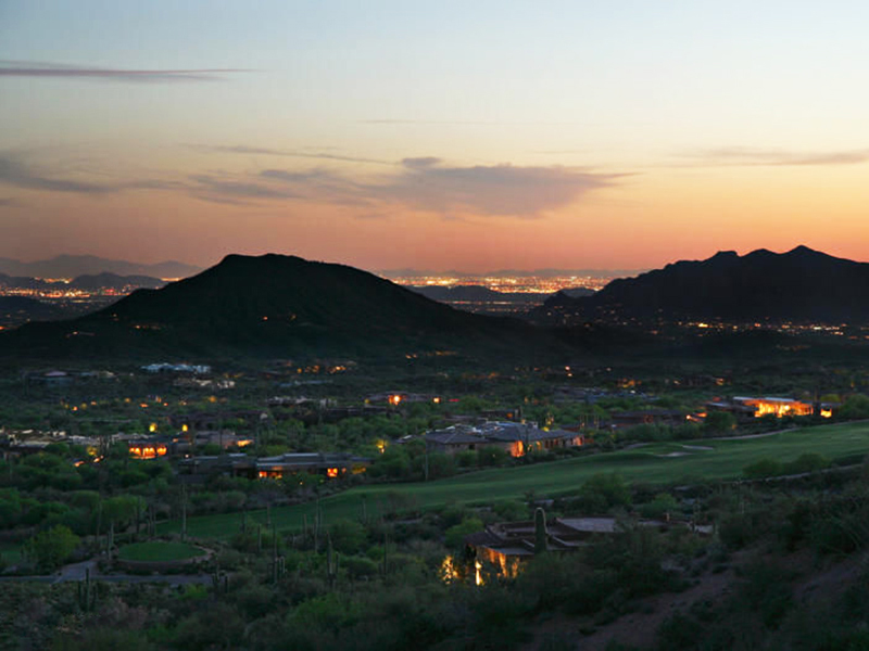 Property Of Level View Lot with Golf Membership in Desert Mountain