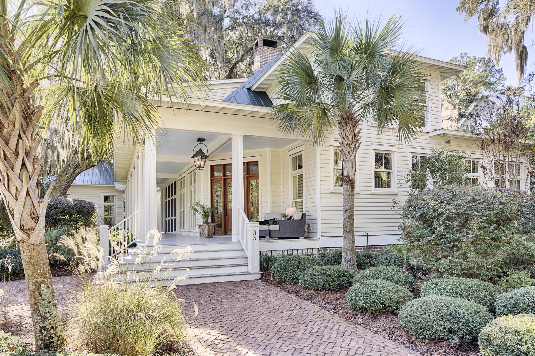 独户住宅 为 销售 在 Palmetto Bluff 35 Mason Street Palmetto Bluff, 布拉夫顿, 南卡罗来纳州 29910 美国